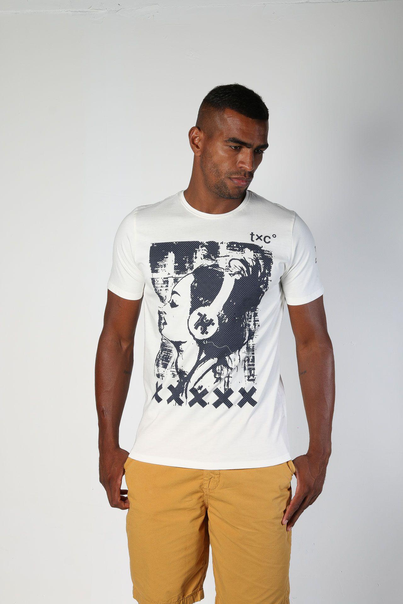 Camiseta Masculina TXC 1810