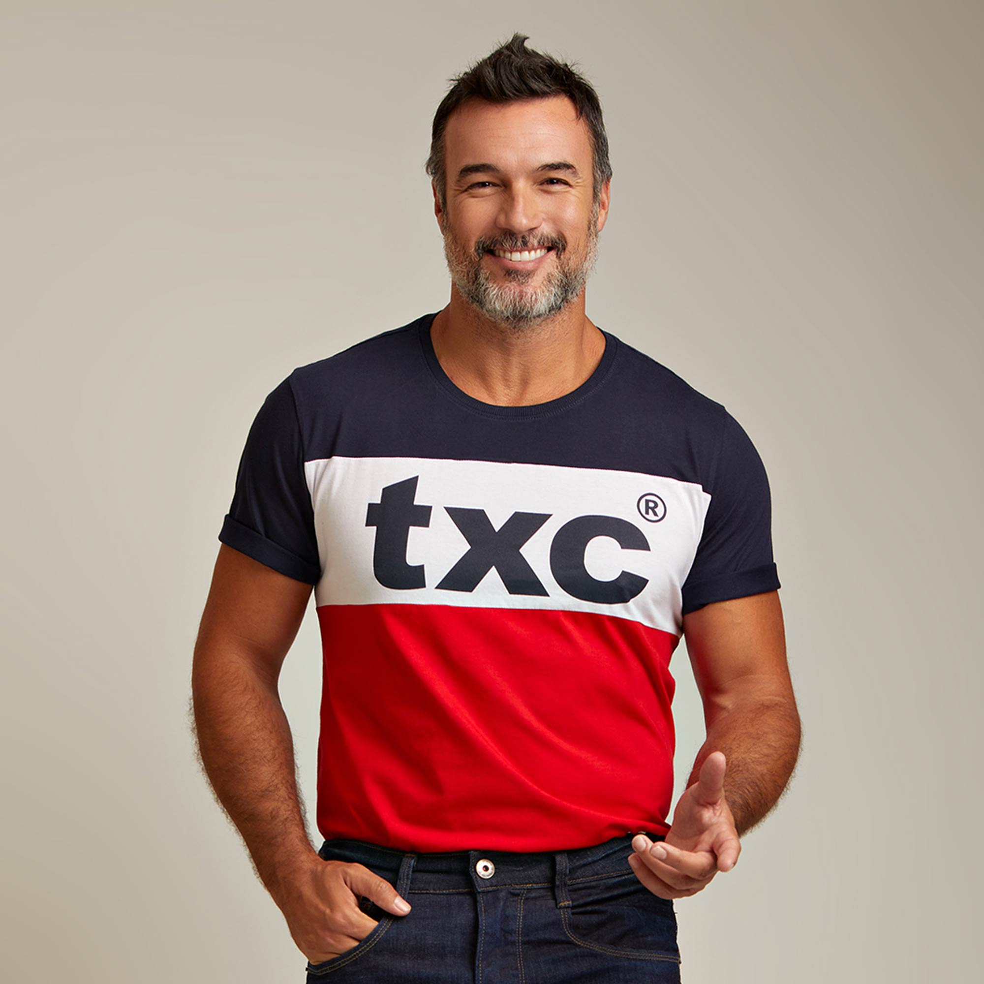 Camiseta Masculina TXC 1813
