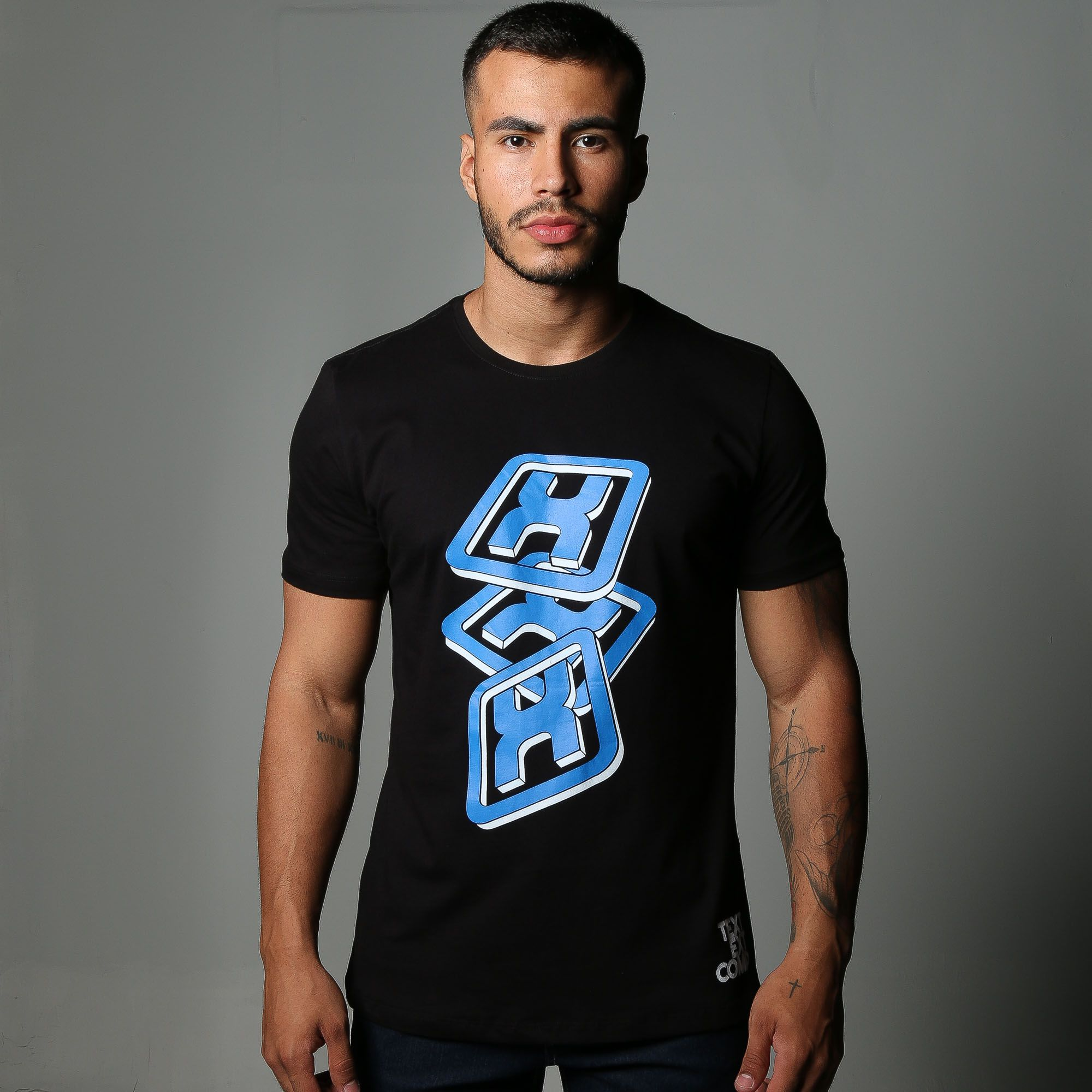 Camiseta Masculina TXC 1823