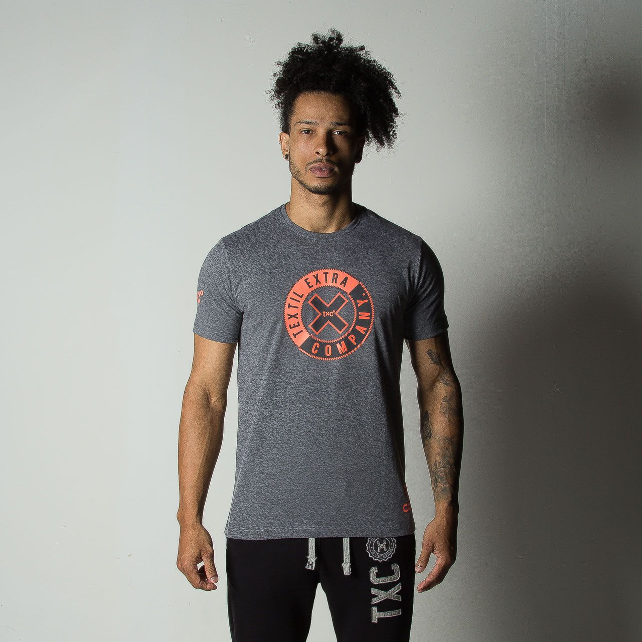 Camiseta Masculina TXC 1826