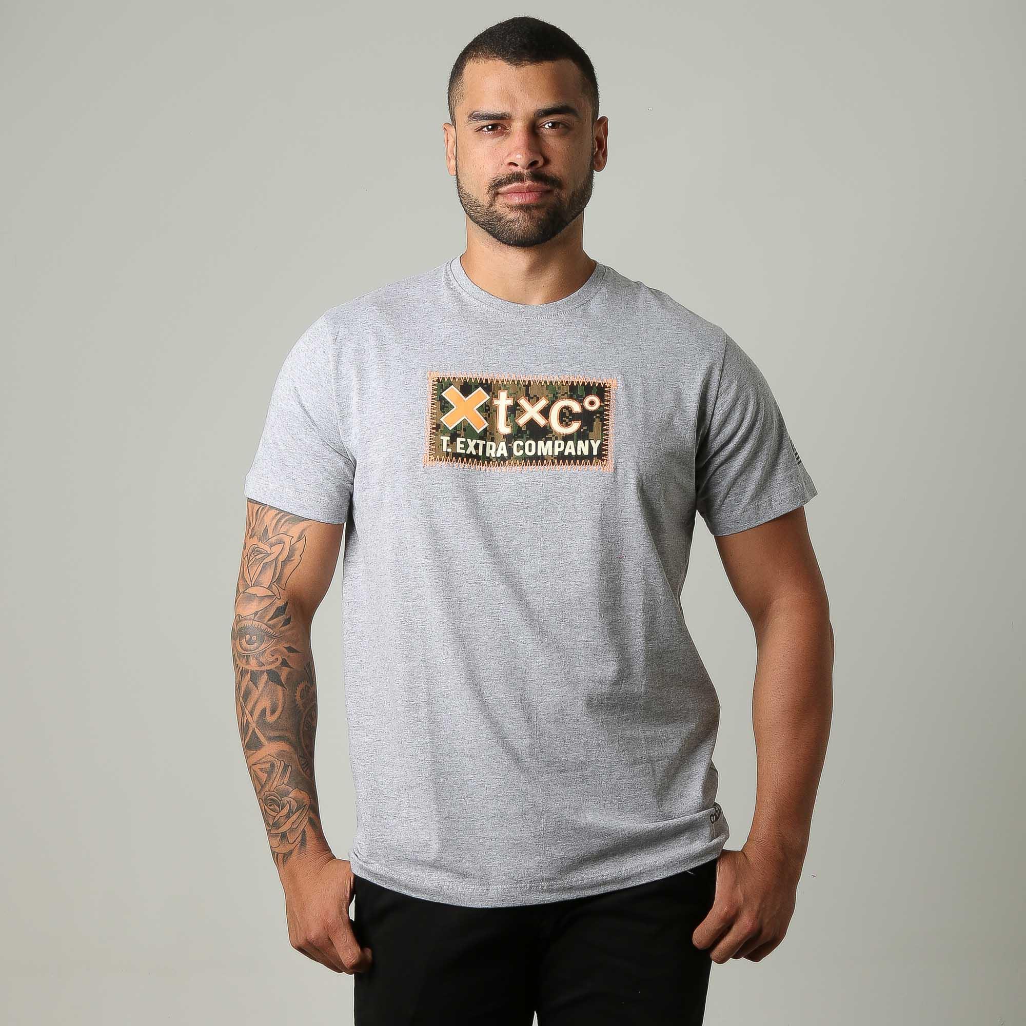 Camiseta Masculina TXC 1829