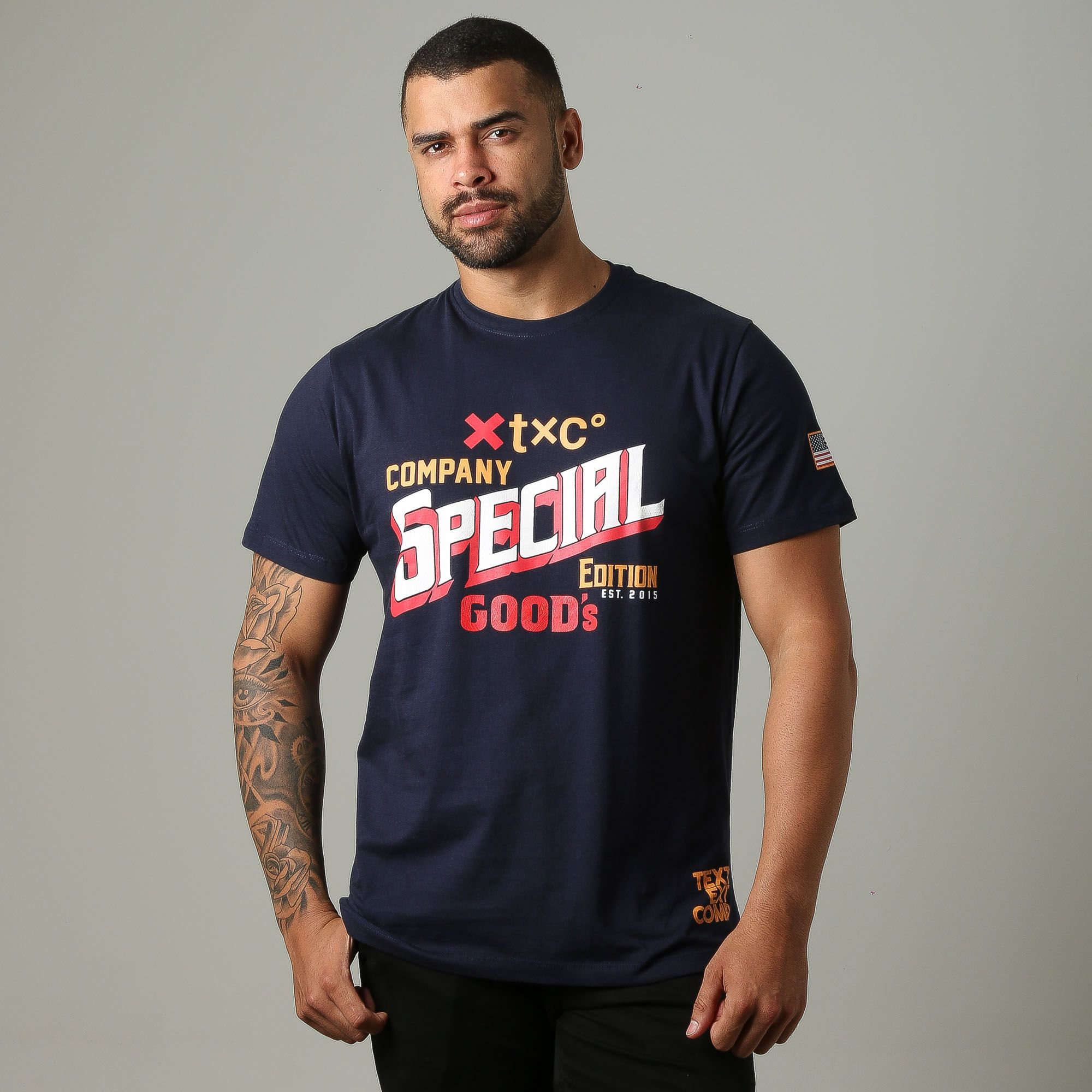 Camiseta Masculina TXC 1835