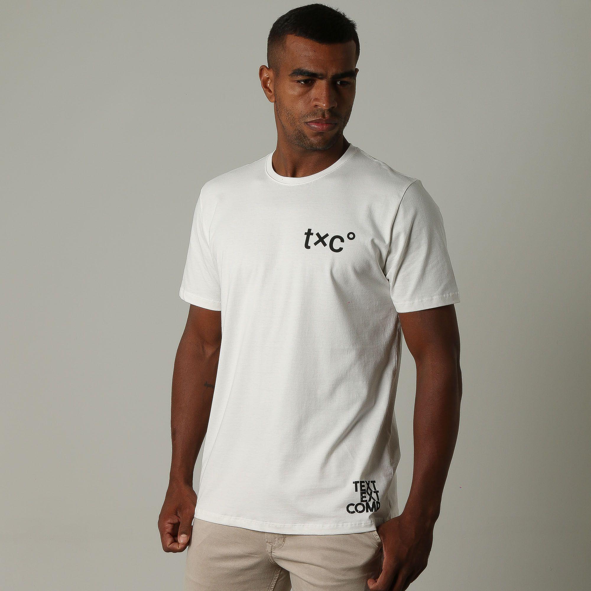 Camiseta Masculina TXC 1851