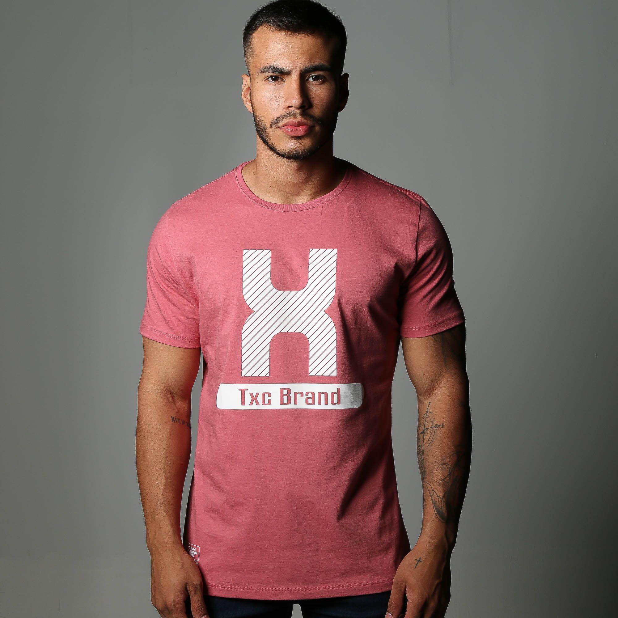 Camiseta Masculina TXC 1863