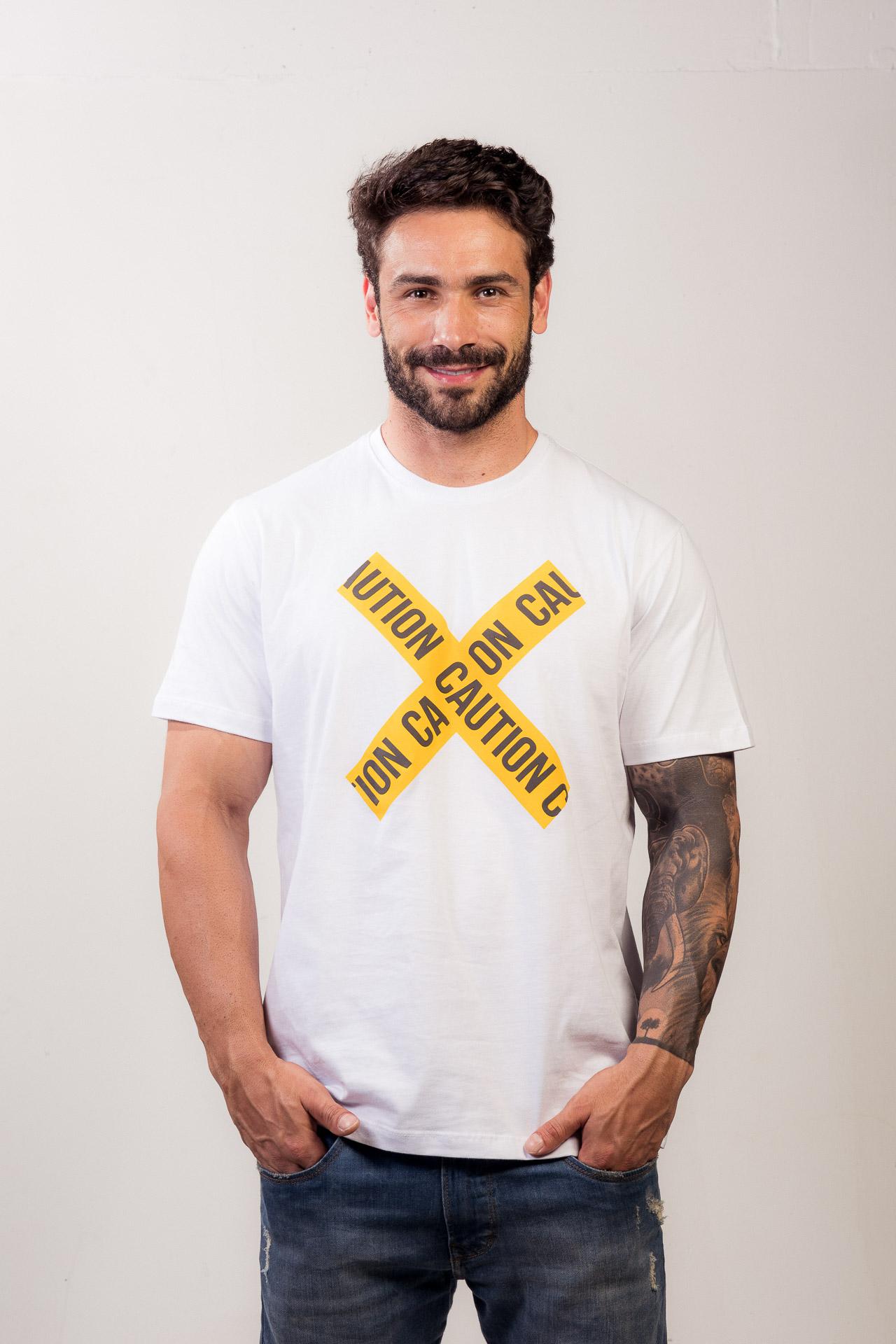 Camiseta Masculina TXC 1872