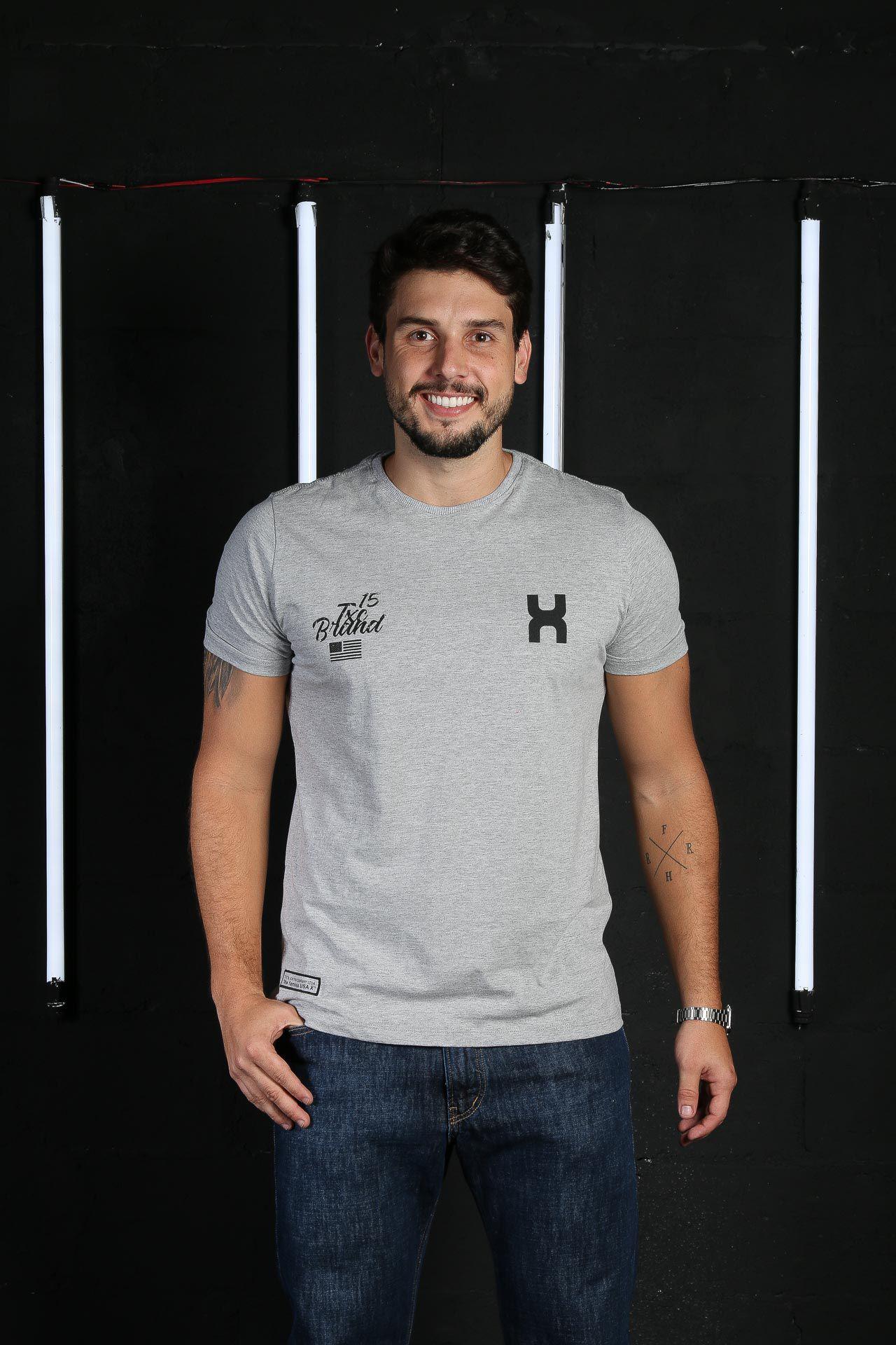 Camiseta Masculina TXC 1874