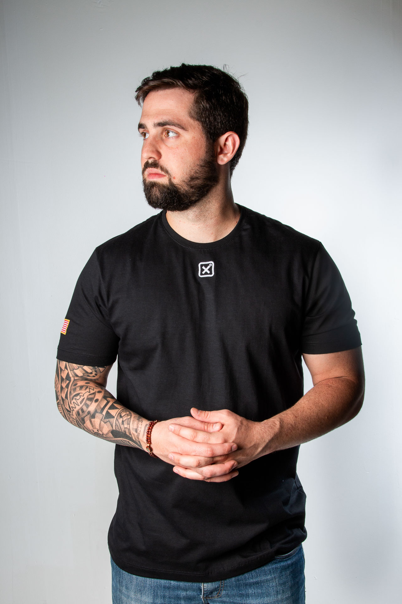 Camiseta Masculina TXC 19003