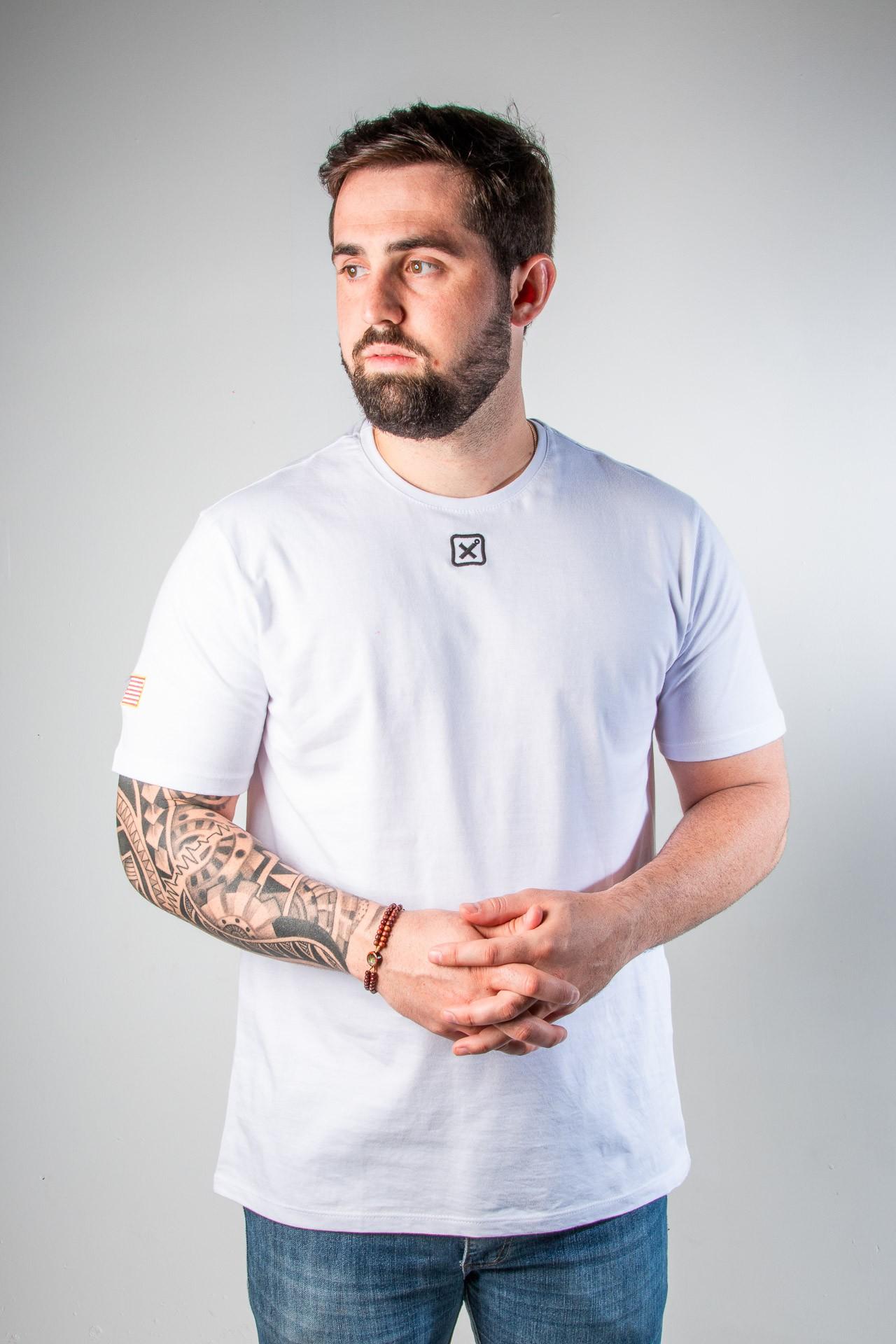 Camiseta Masculina TXC 19004