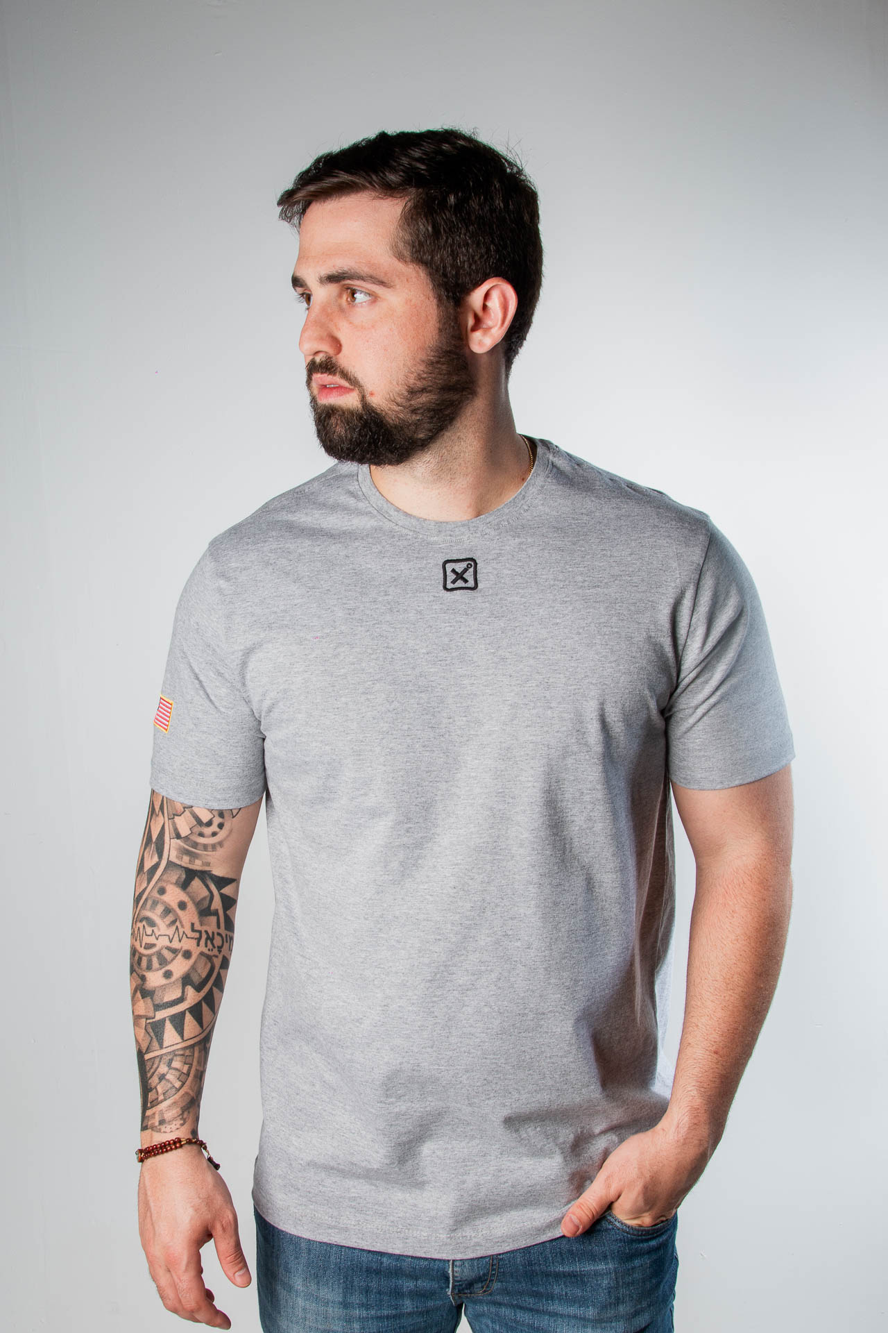 Camiseta Masculina TXC 19005