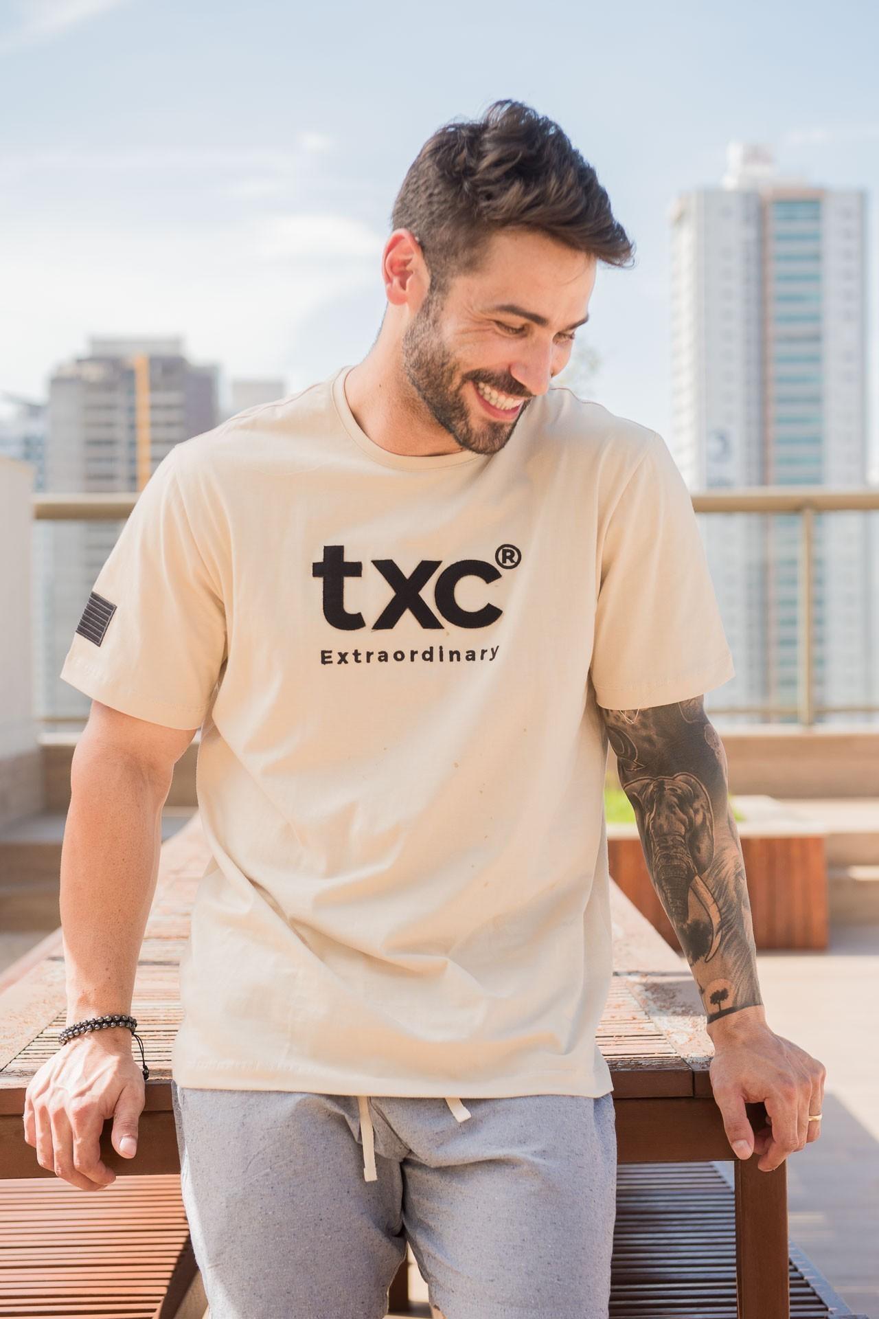 Camiseta Masculina TXC 19012