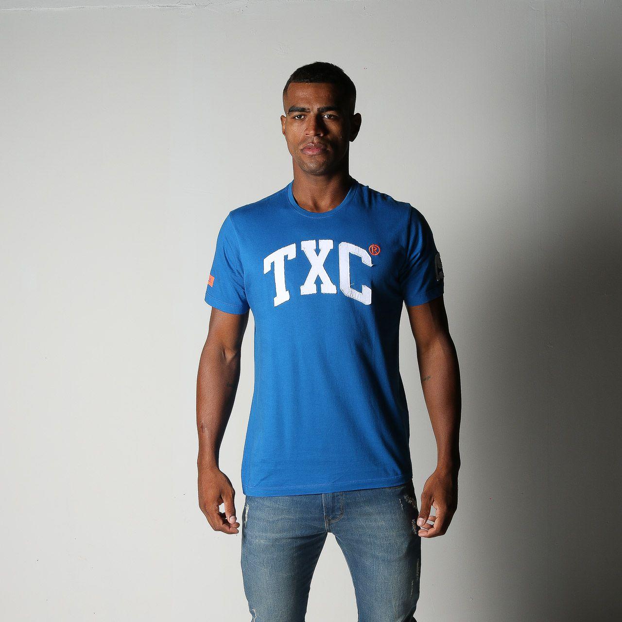 Camiseta Masculina TXC 1904