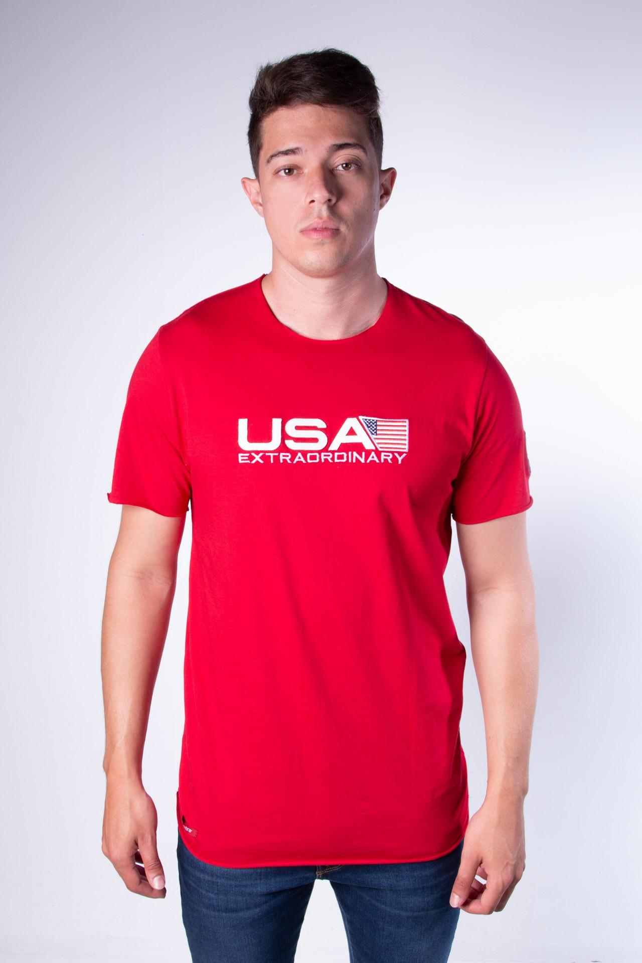 Camiseta Masculina TXC 19050