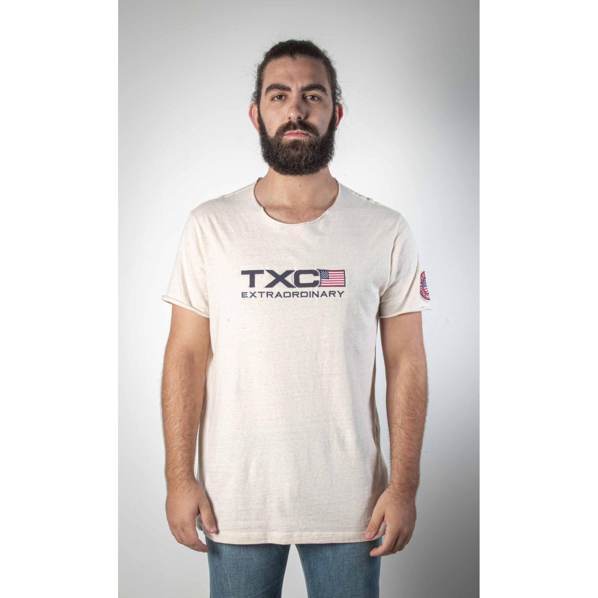 Camiseta Masculina TXC 19051