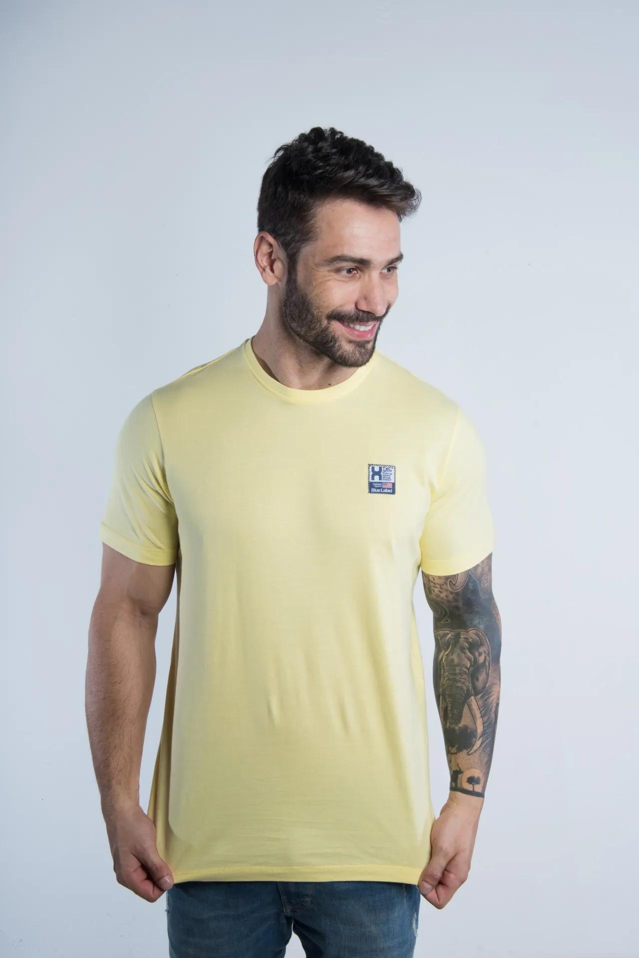 Camiseta Masculina TXC 19098