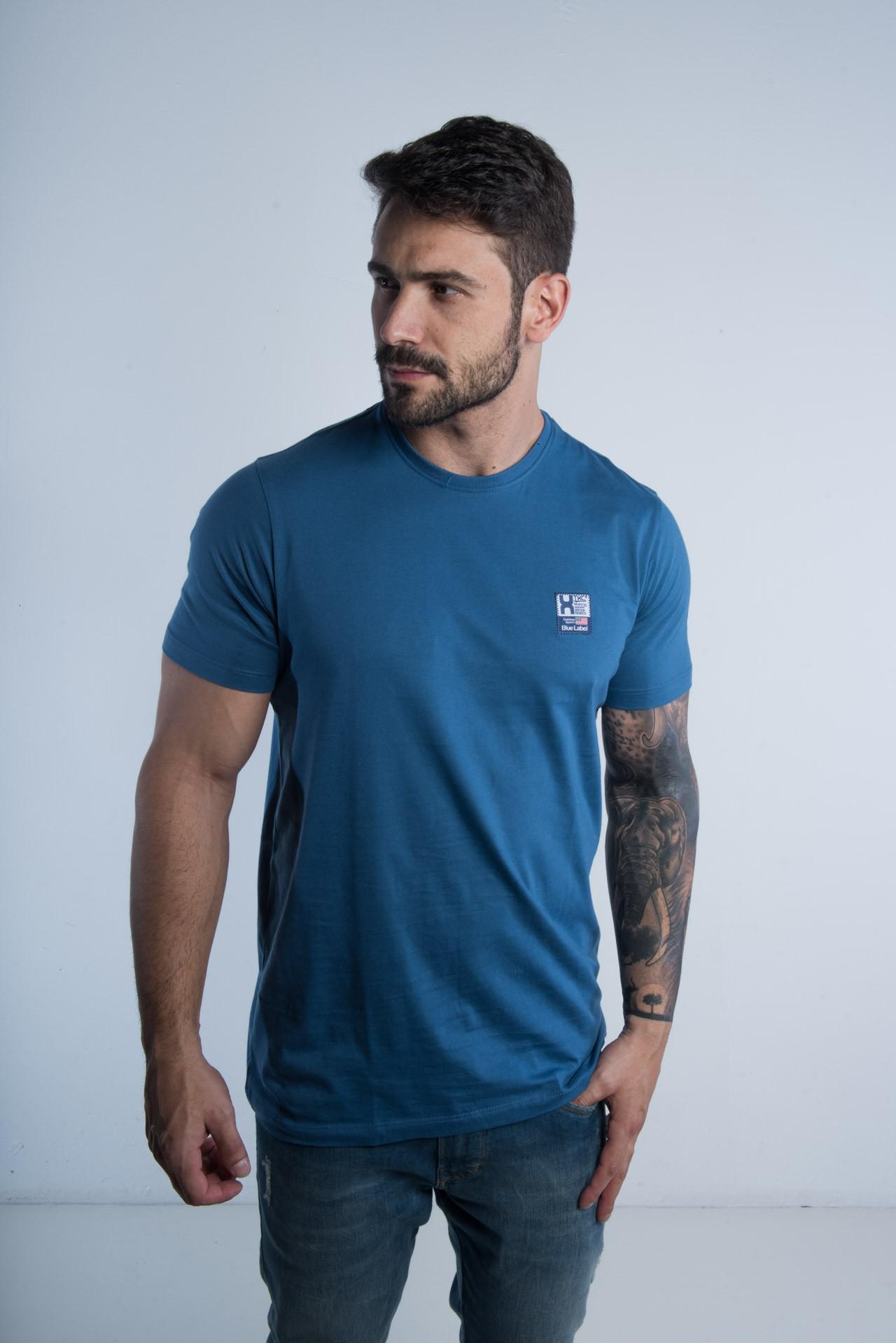 Camiseta Masculina TXC 19101