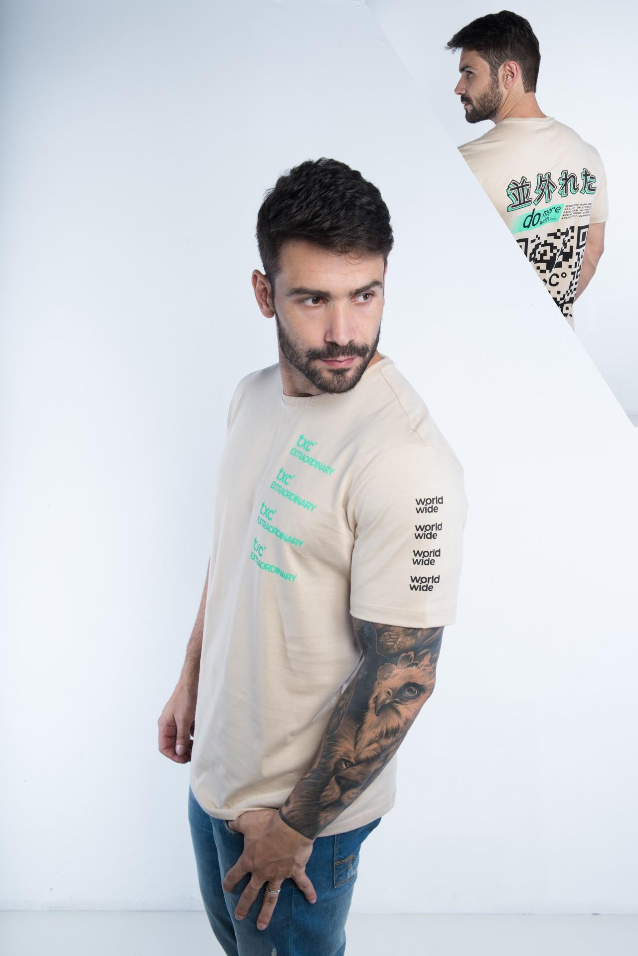 Camiseta Masculina TXC 19122