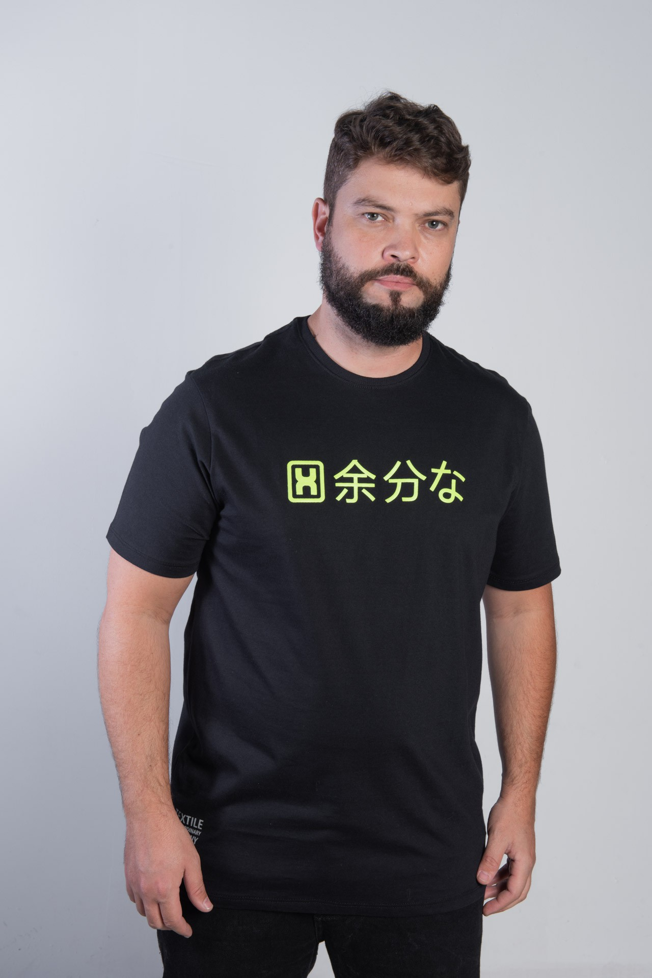 Camiseta Masculina TXC 19125