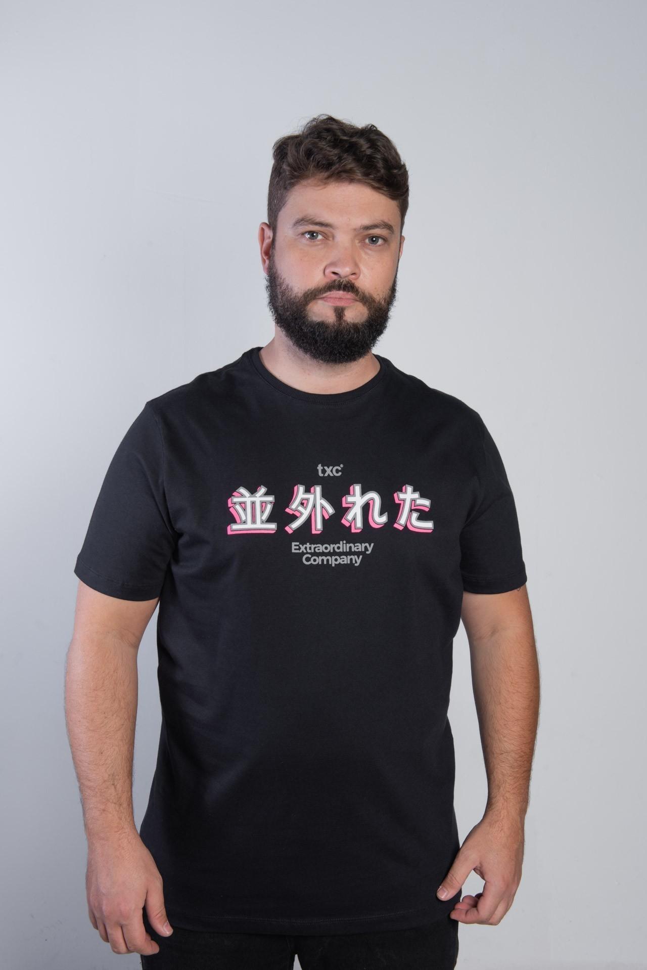 Camiseta Masculina TXC 19137