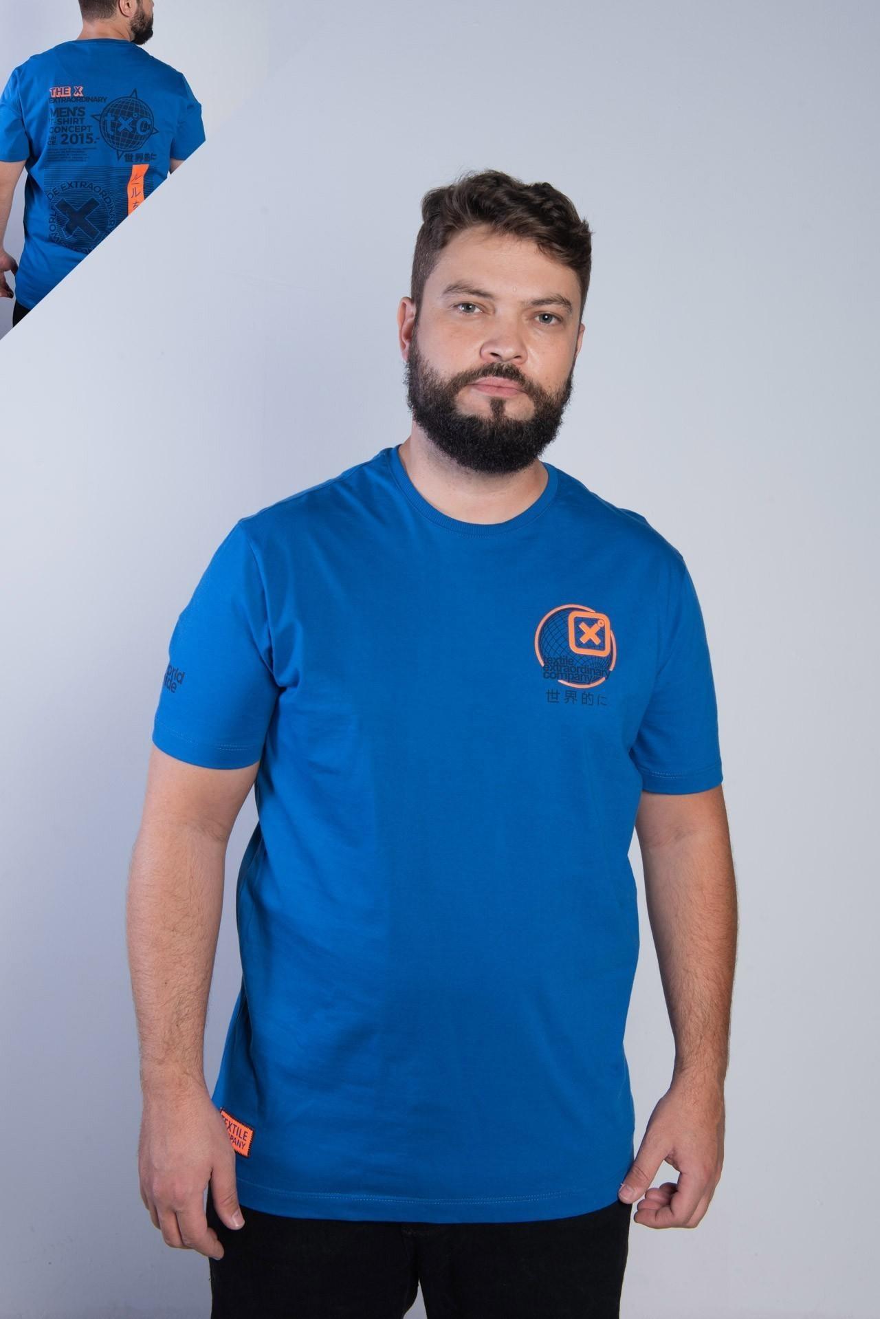 Camiseta Masculina TXC 19139