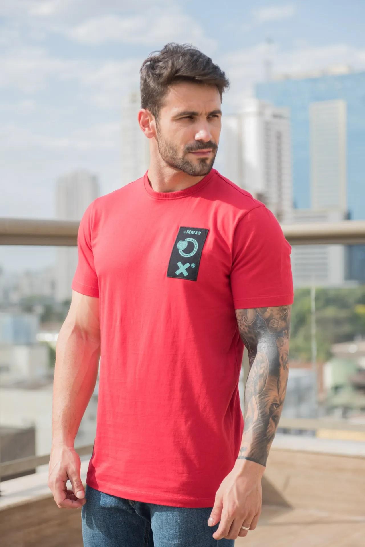 Camiseta Masculina TXC 19140
