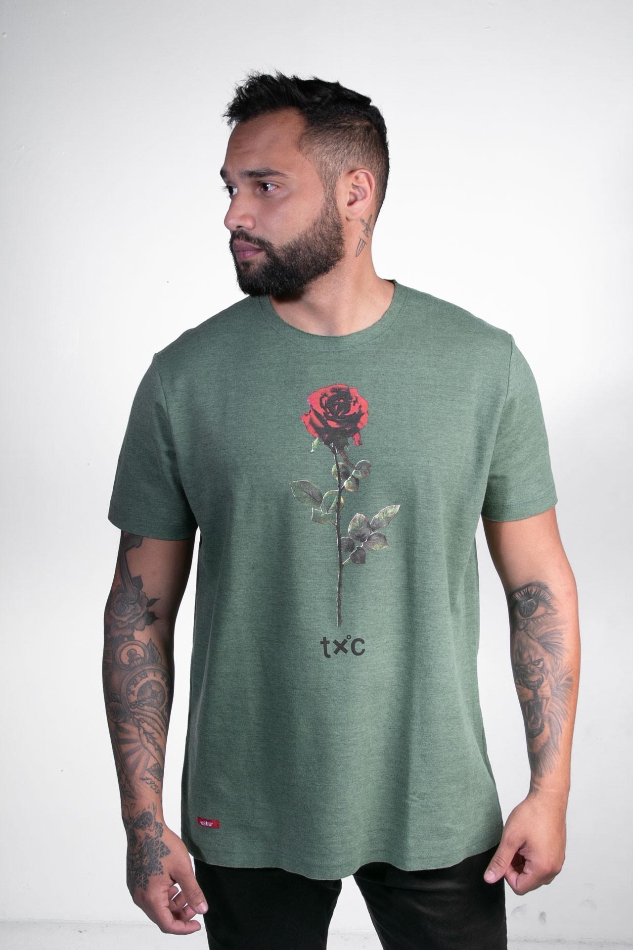 Camiseta Masculina TXC 19153