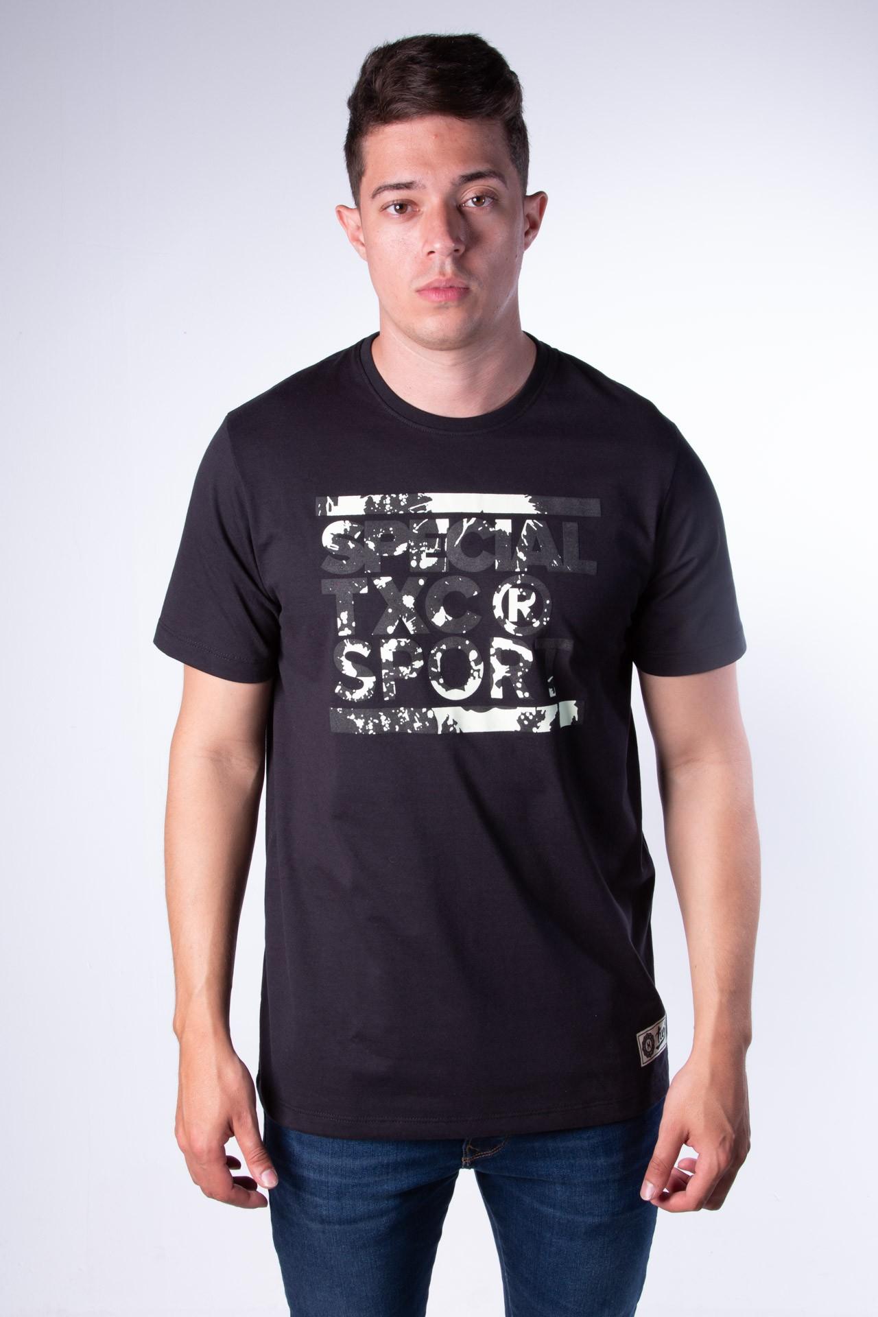 Camiseta Masculina TXC 1918