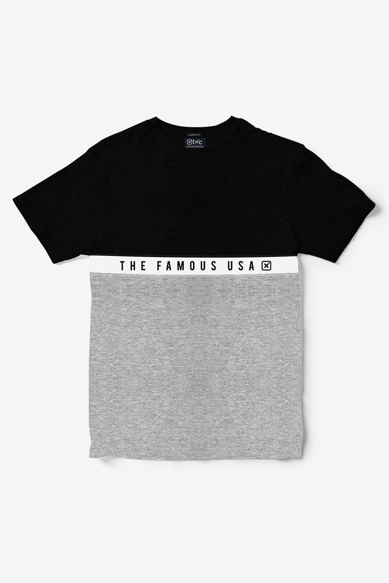 Camiseta Masculina TXC 19197