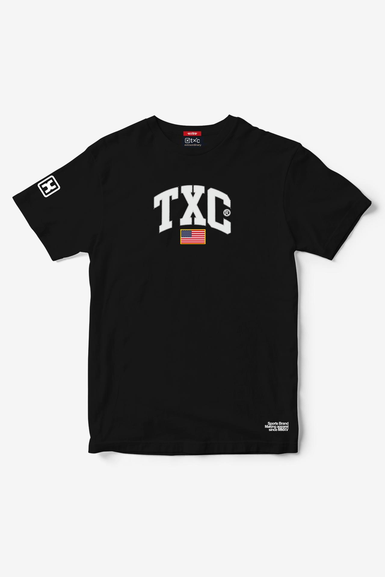 Camiseta Masculina TXC 19215