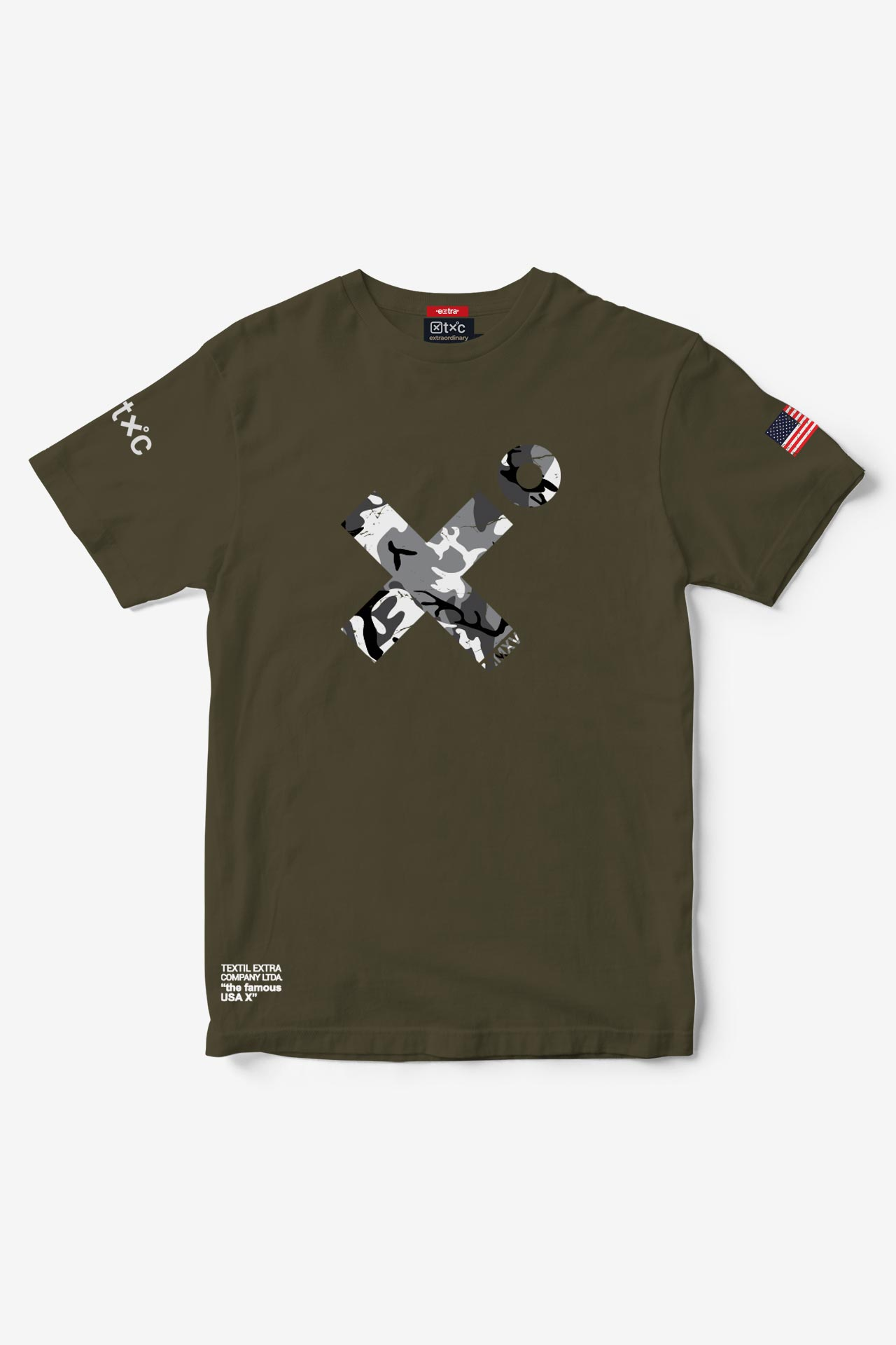 Camiseta Masculina TXC 19221
