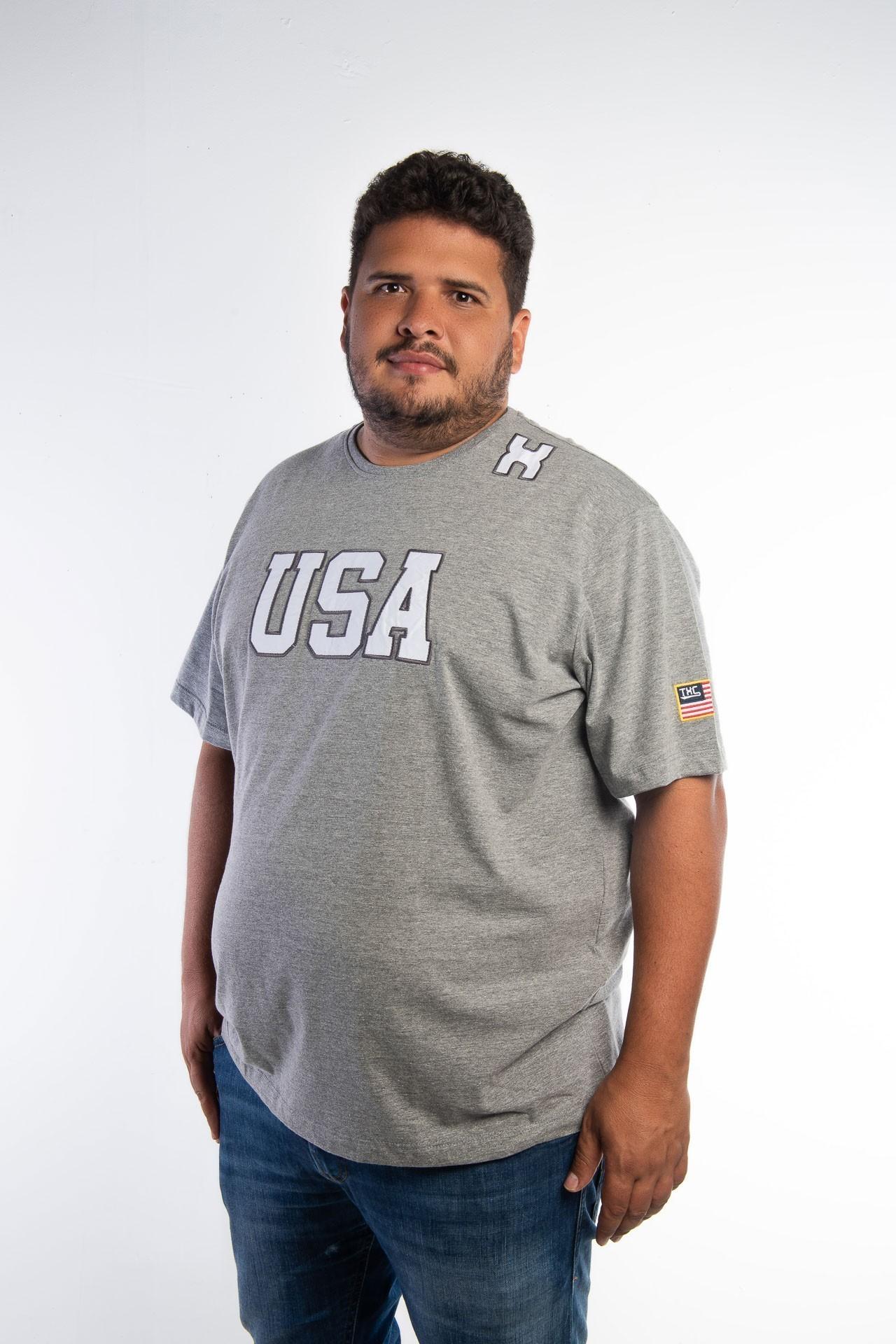 Camiseta Masculina TXC 19225