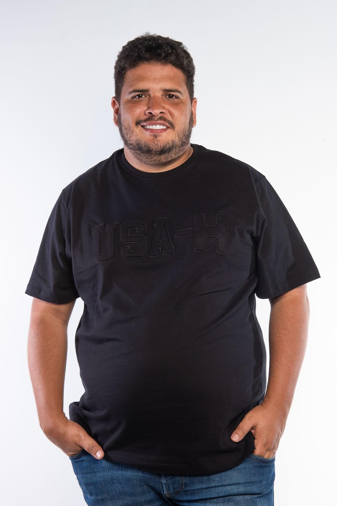 Camiseta Masculina TXC 19226
