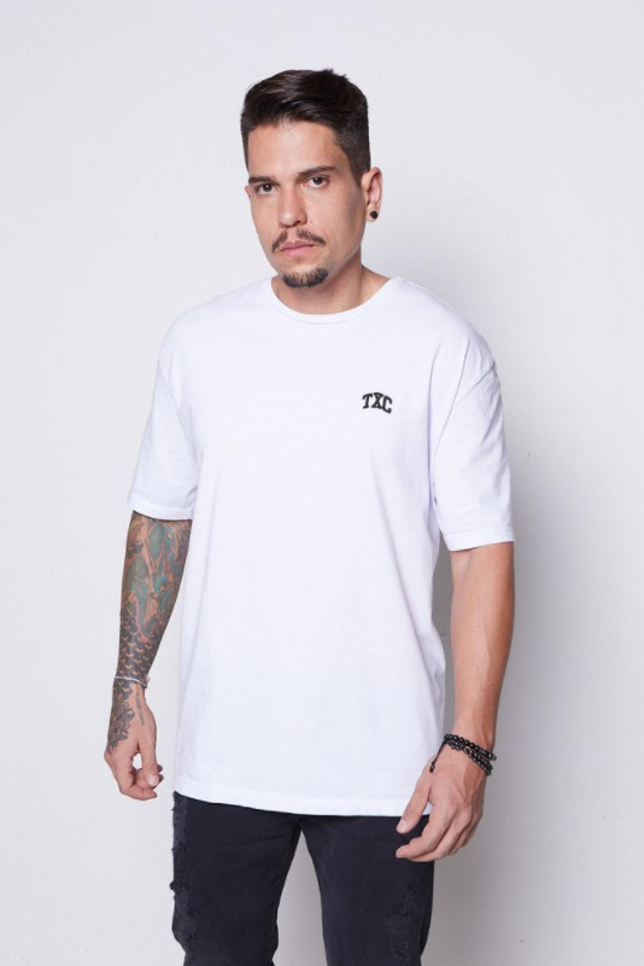 Camiseta Masculina TXC 19292