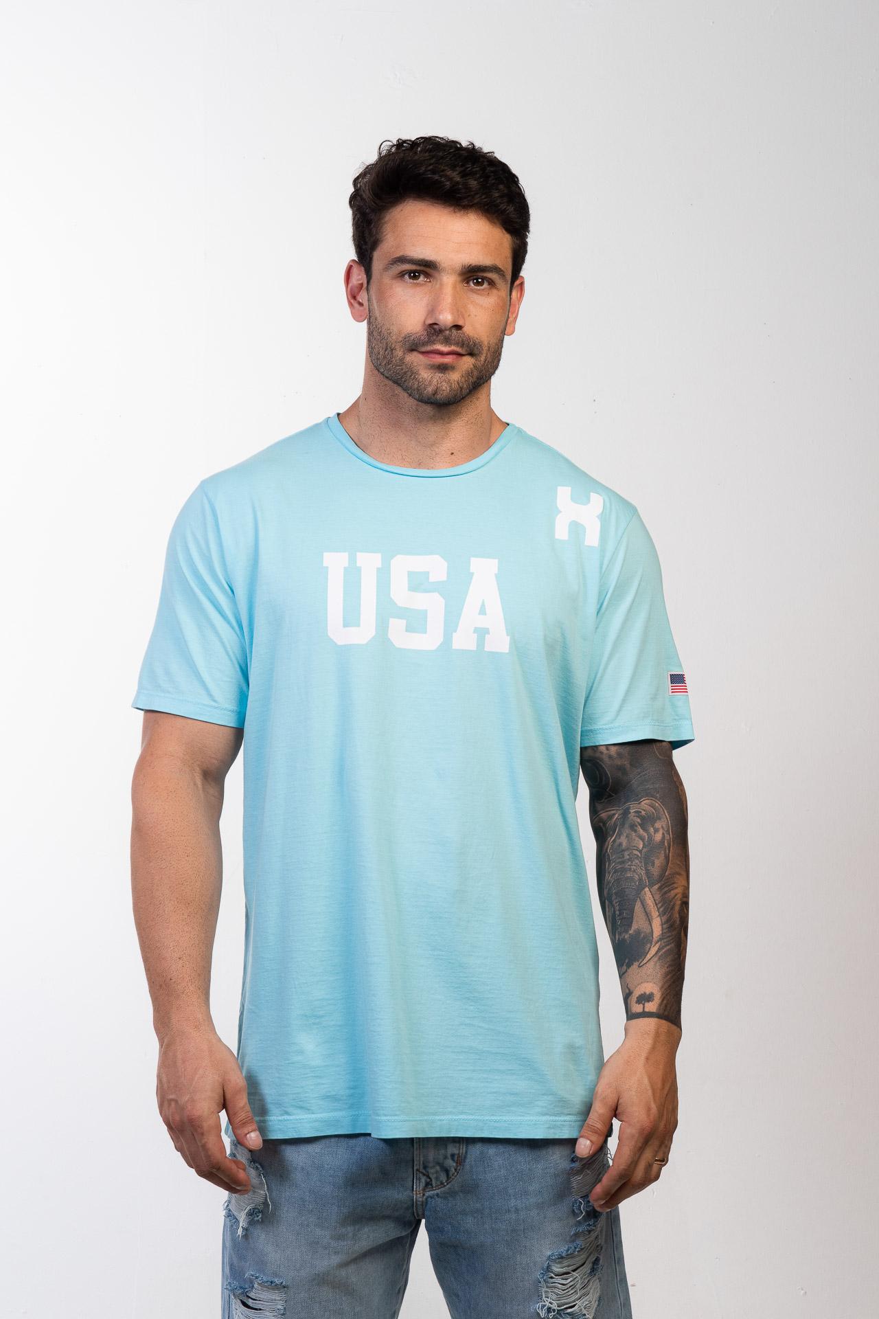 Camiseta Masculina TXC 19314