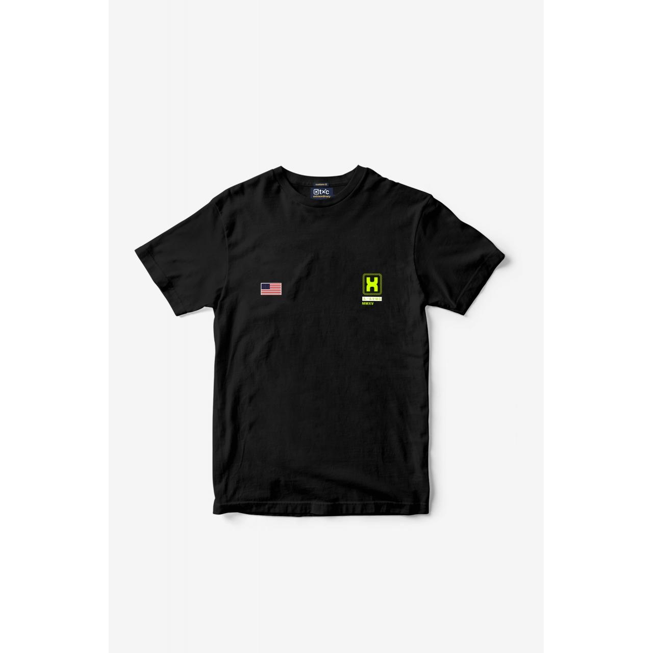 Camiseta Masculina TXC 19385