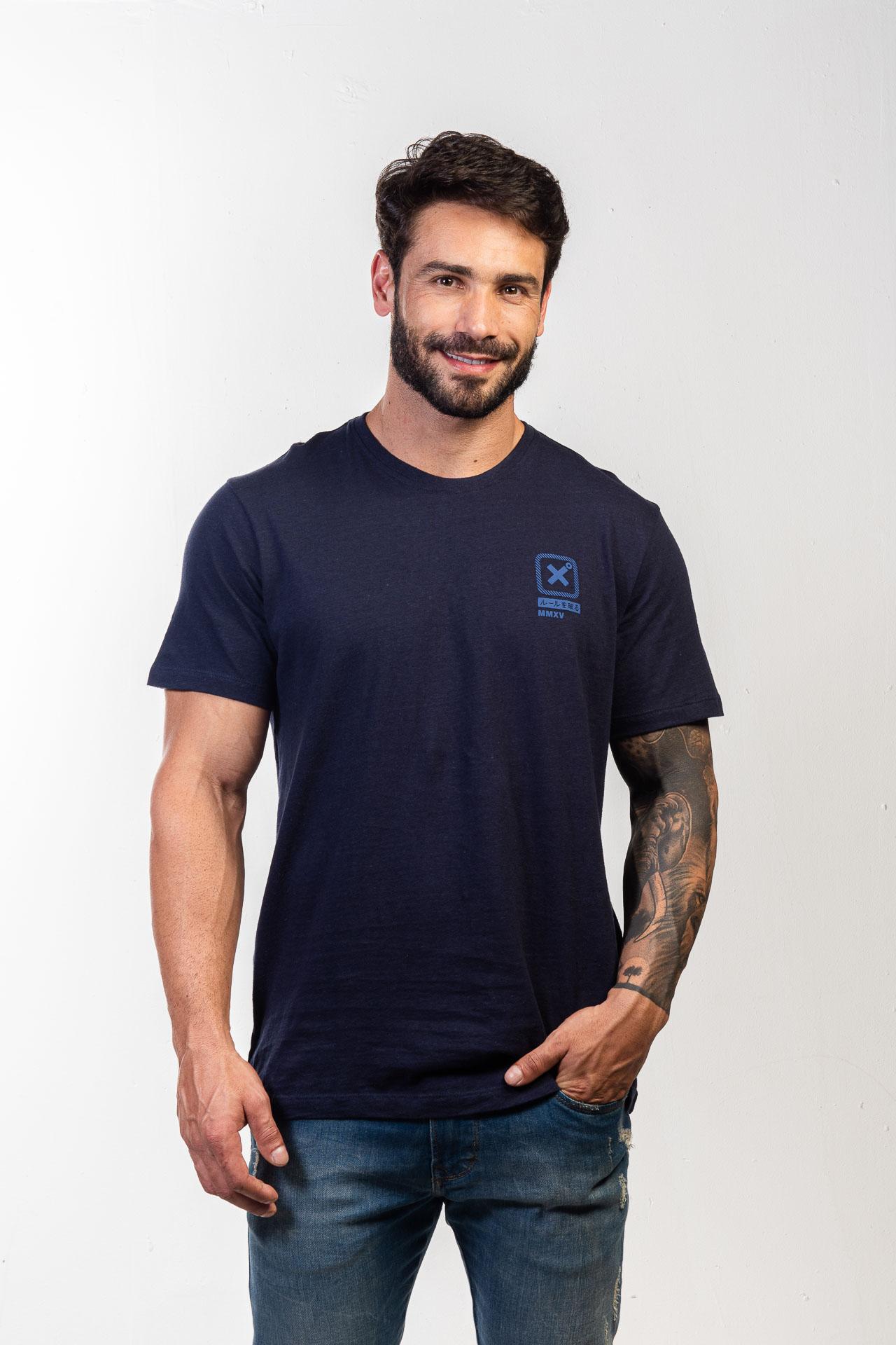 Camiseta Masculina TXC 19441