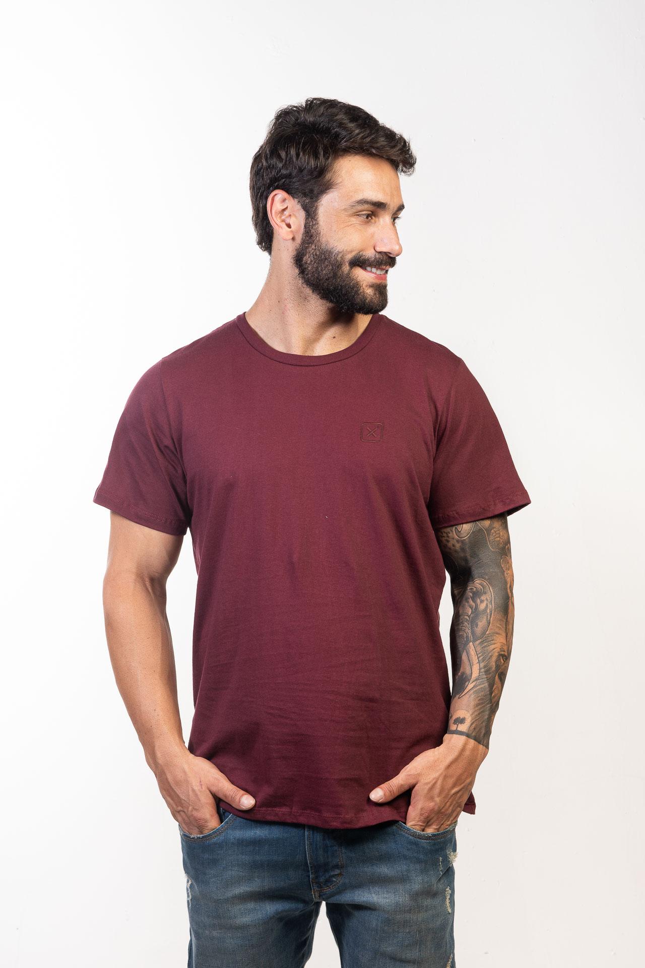 Camiseta Masculina TXC 19490