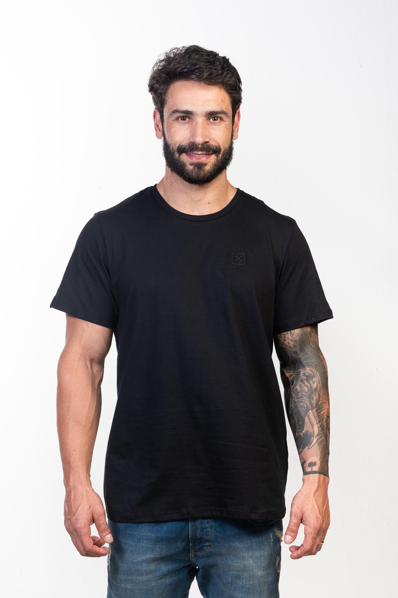 Camiseta Masculina TXC 19491