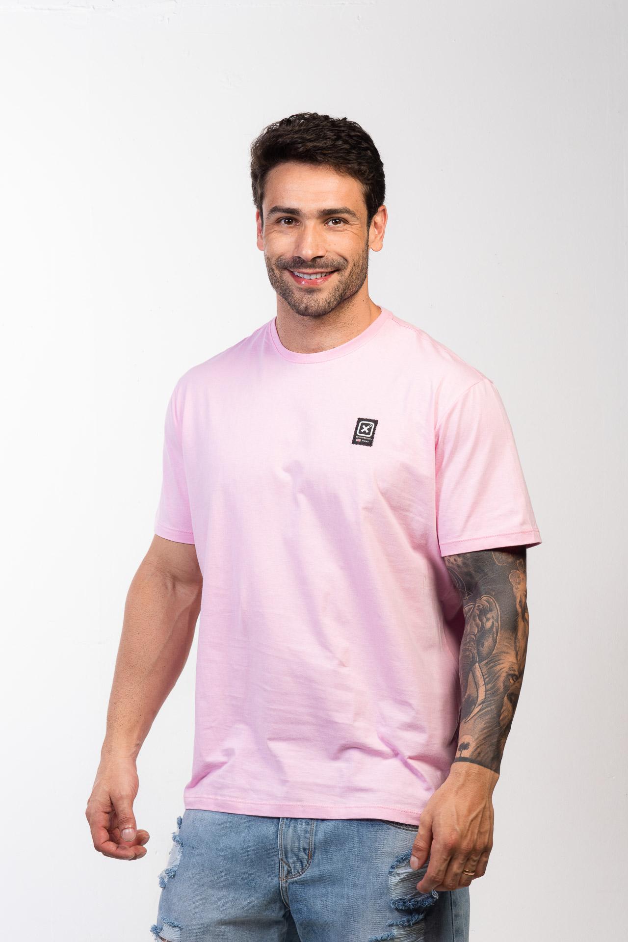 Camiseta Masculina TXC 19503