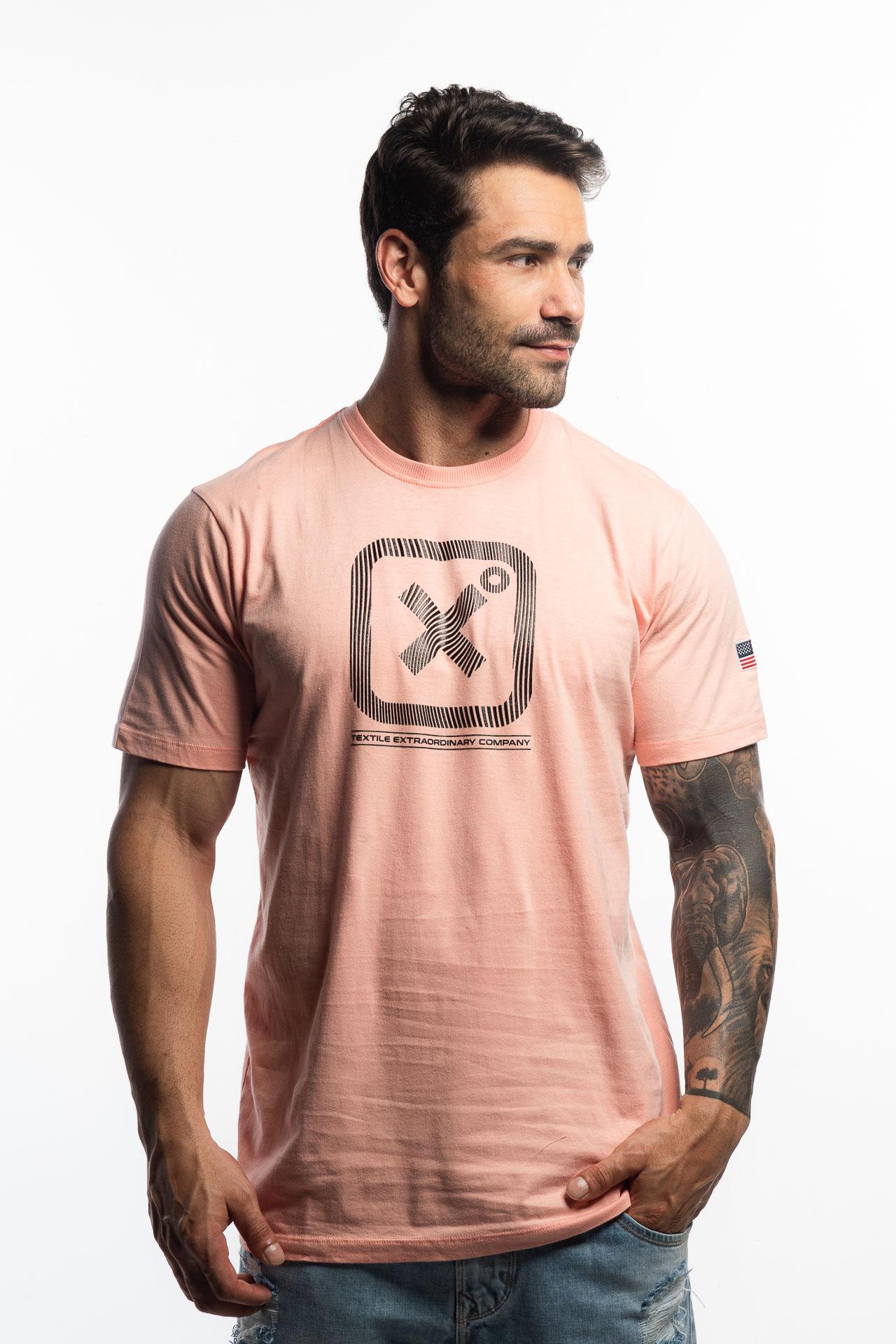 Camiseta Masculina TXC 19508