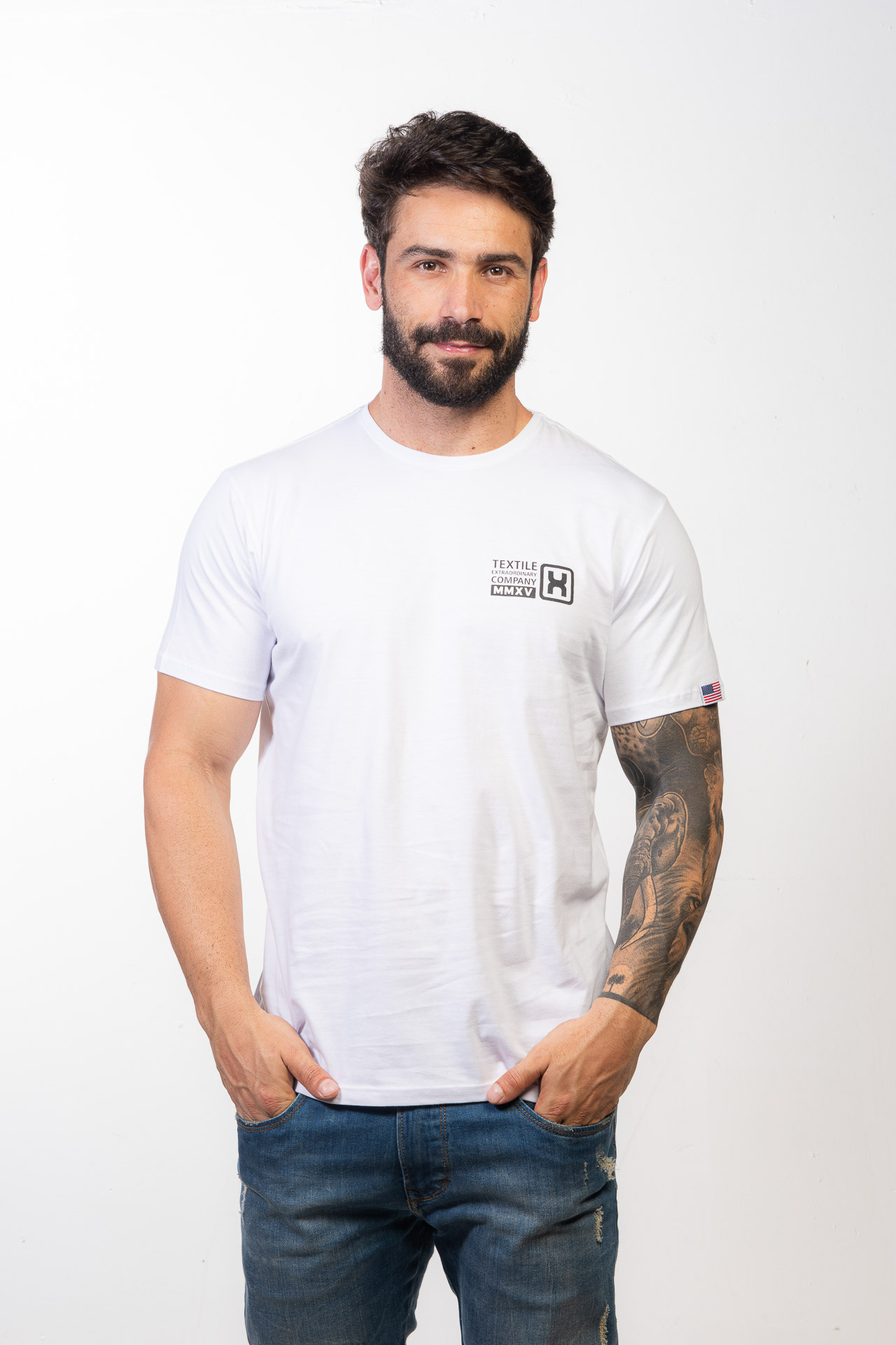 Camiseta Masculina TXC 19522