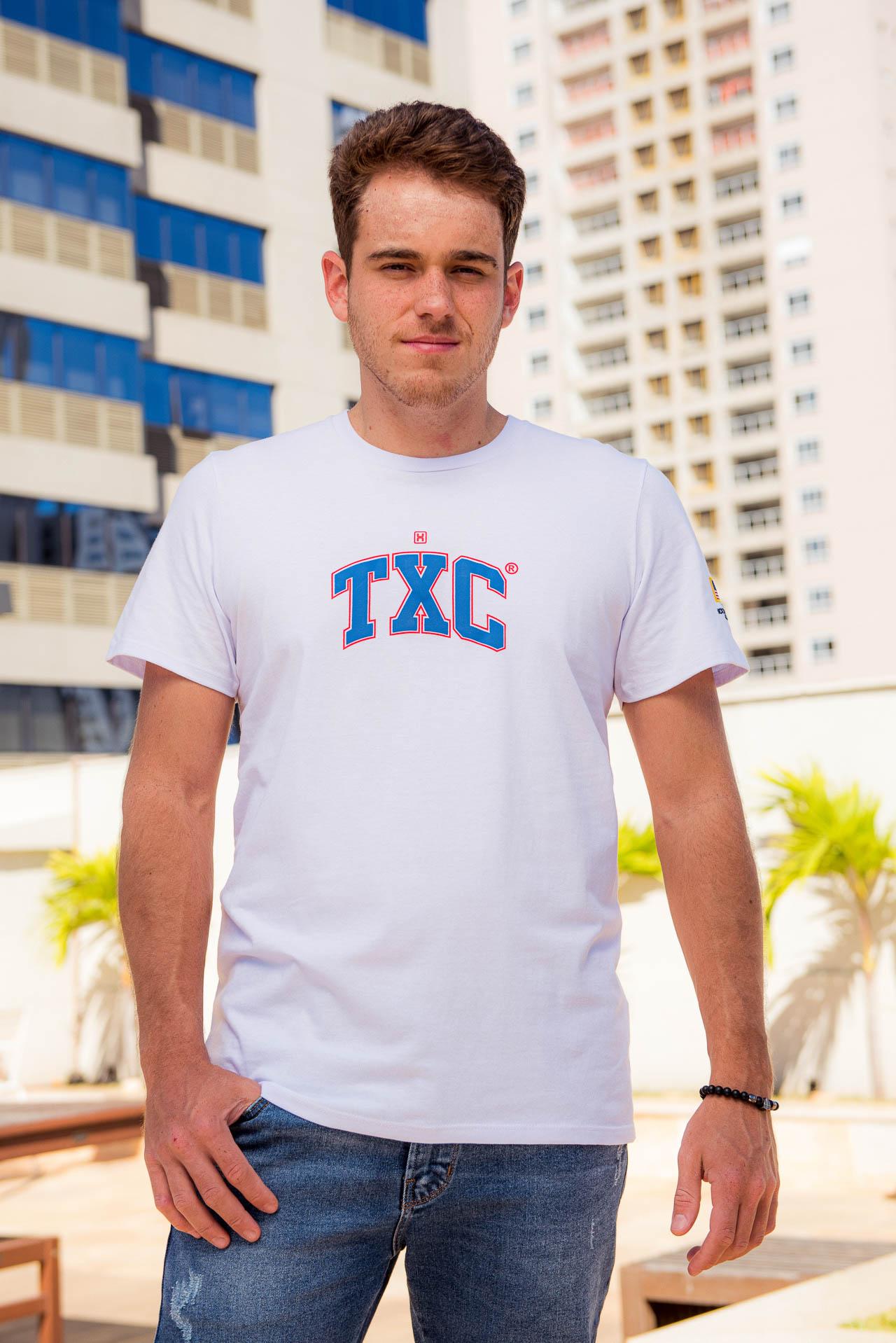 Camiseta Masculina TXC 19534