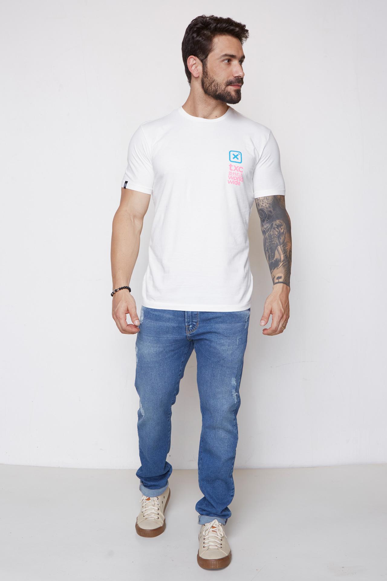 Camiseta Masculina TXC 19548