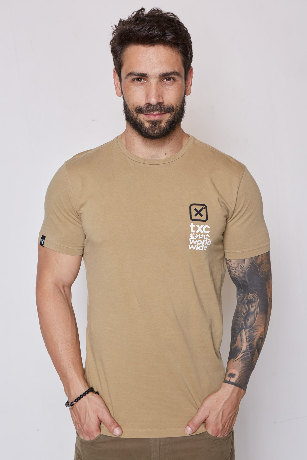 Camiseta Masculina TXC 19549