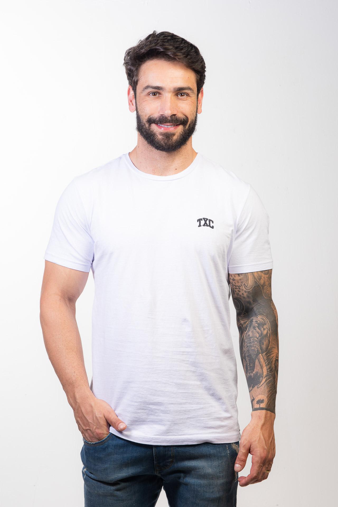 Camiseta Masculina TXC 19552