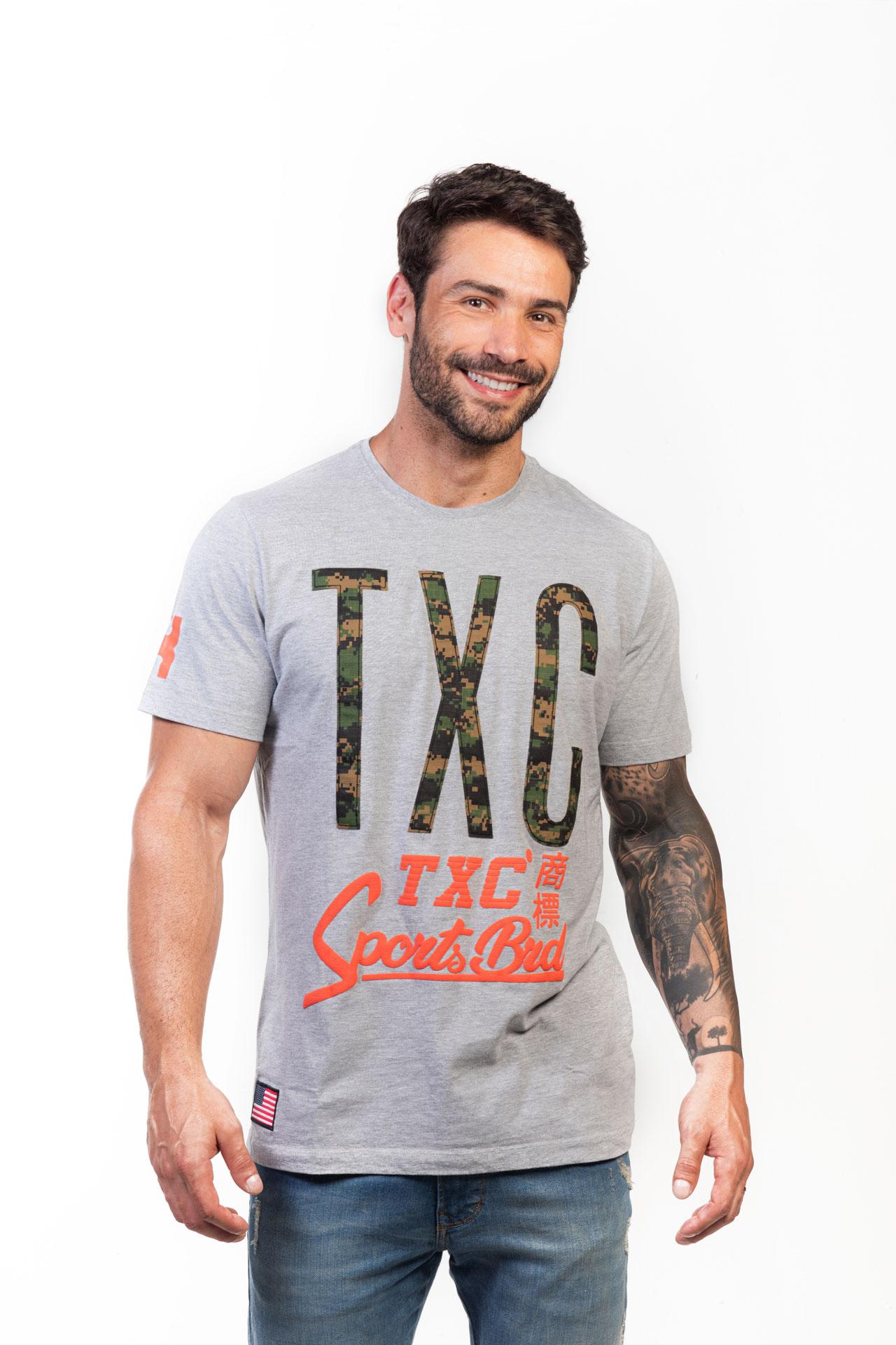 Camiseta Masculina TXC 1959