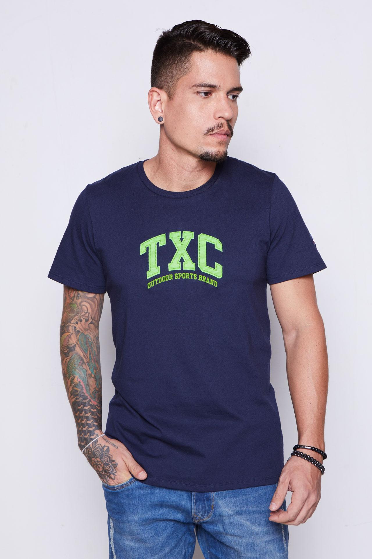 Camiseta Masculina TXC 19604