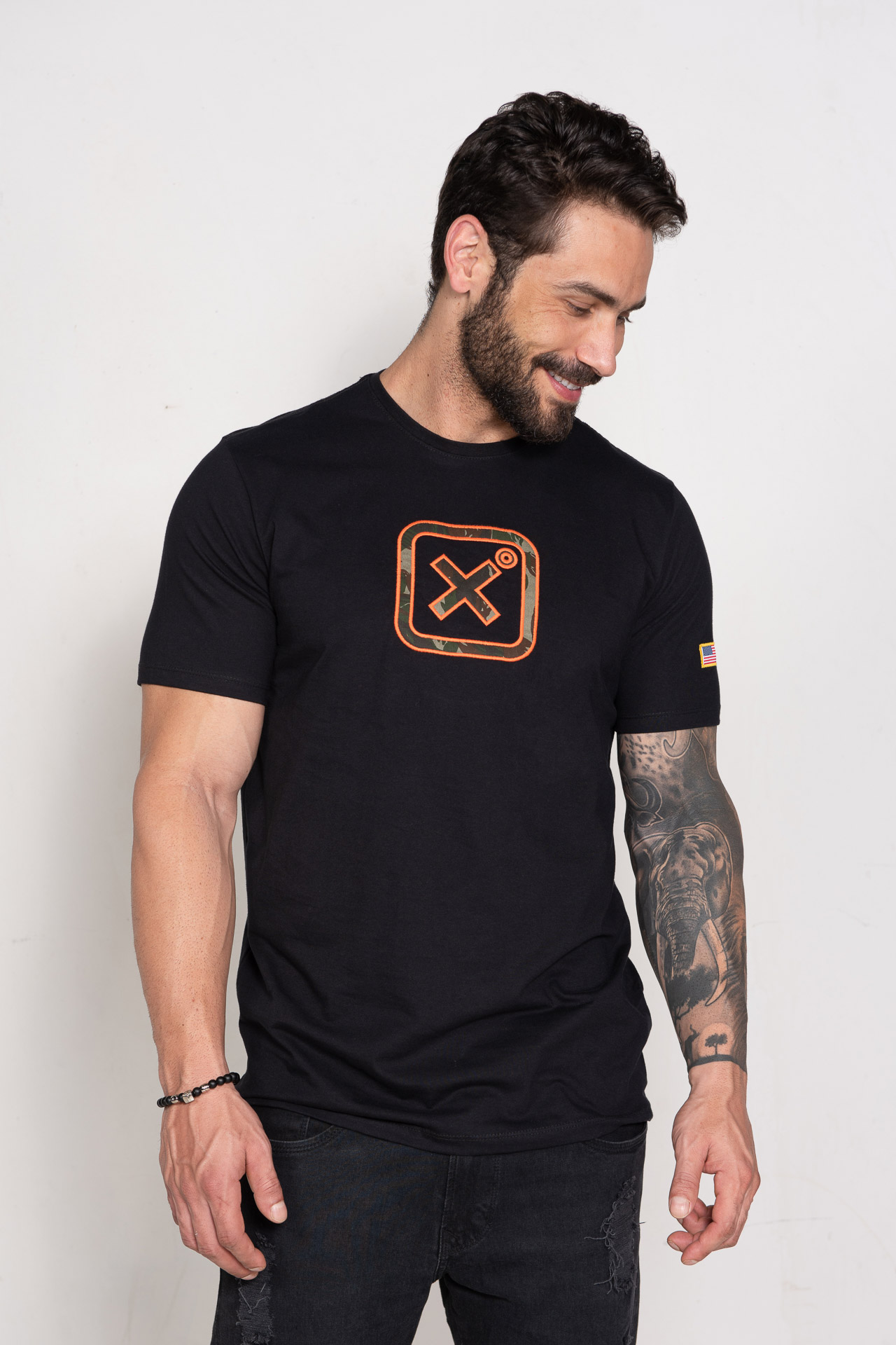 Camiseta Masculina TXC 19606