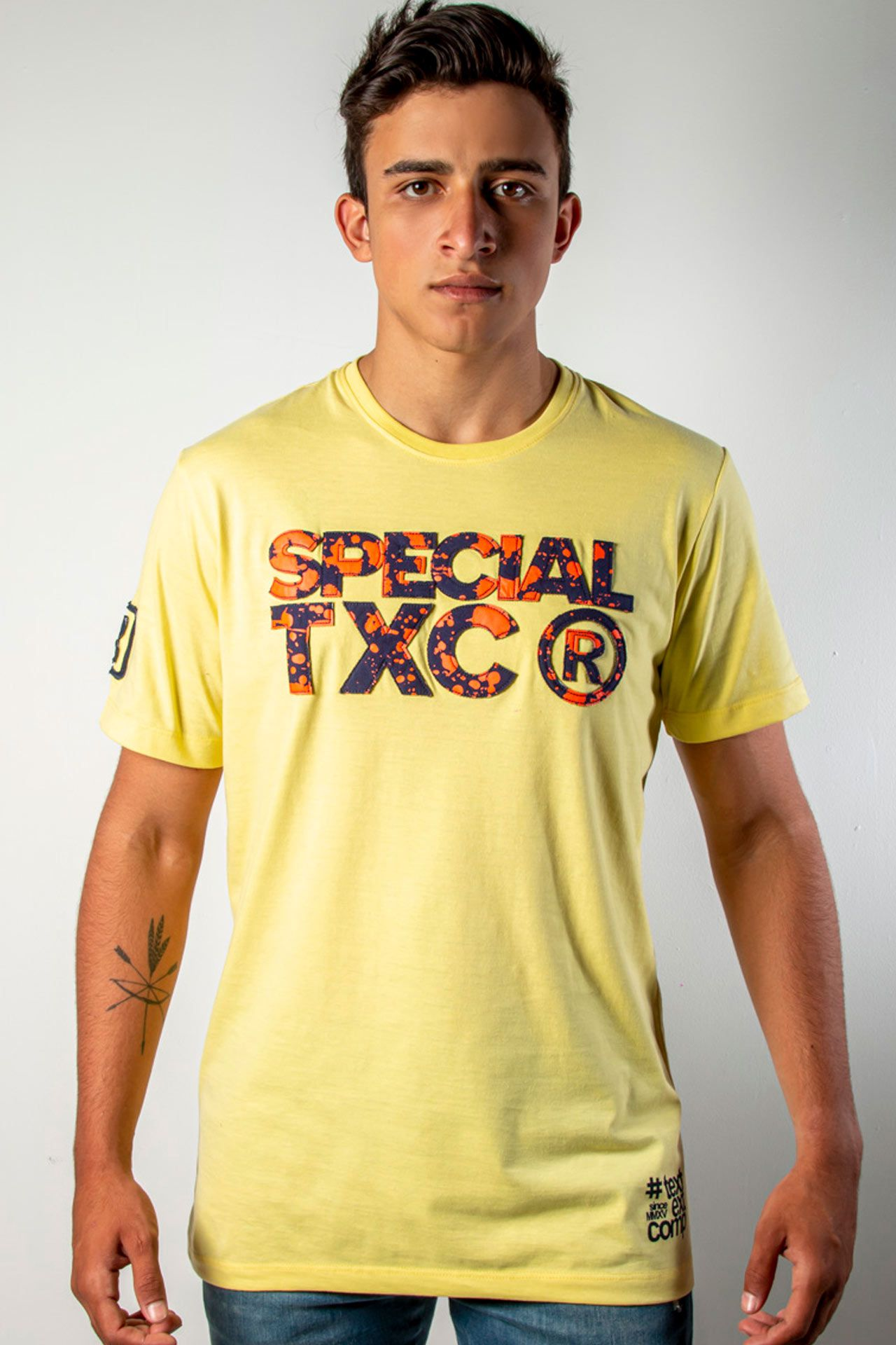 Camiseta Masculina TXC 1960