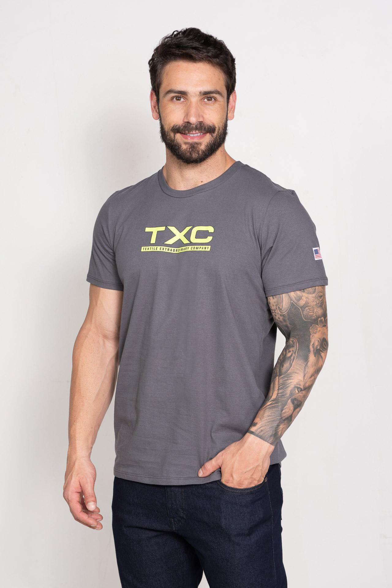 Camiseta Masculina TXC 19620