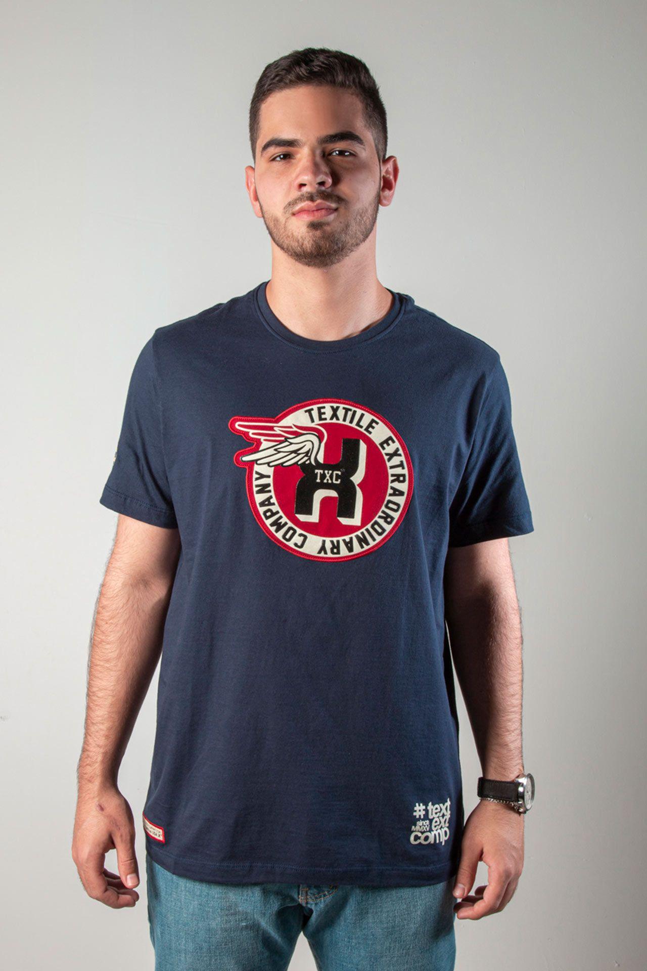 Camiseta Masculina TXC 1963